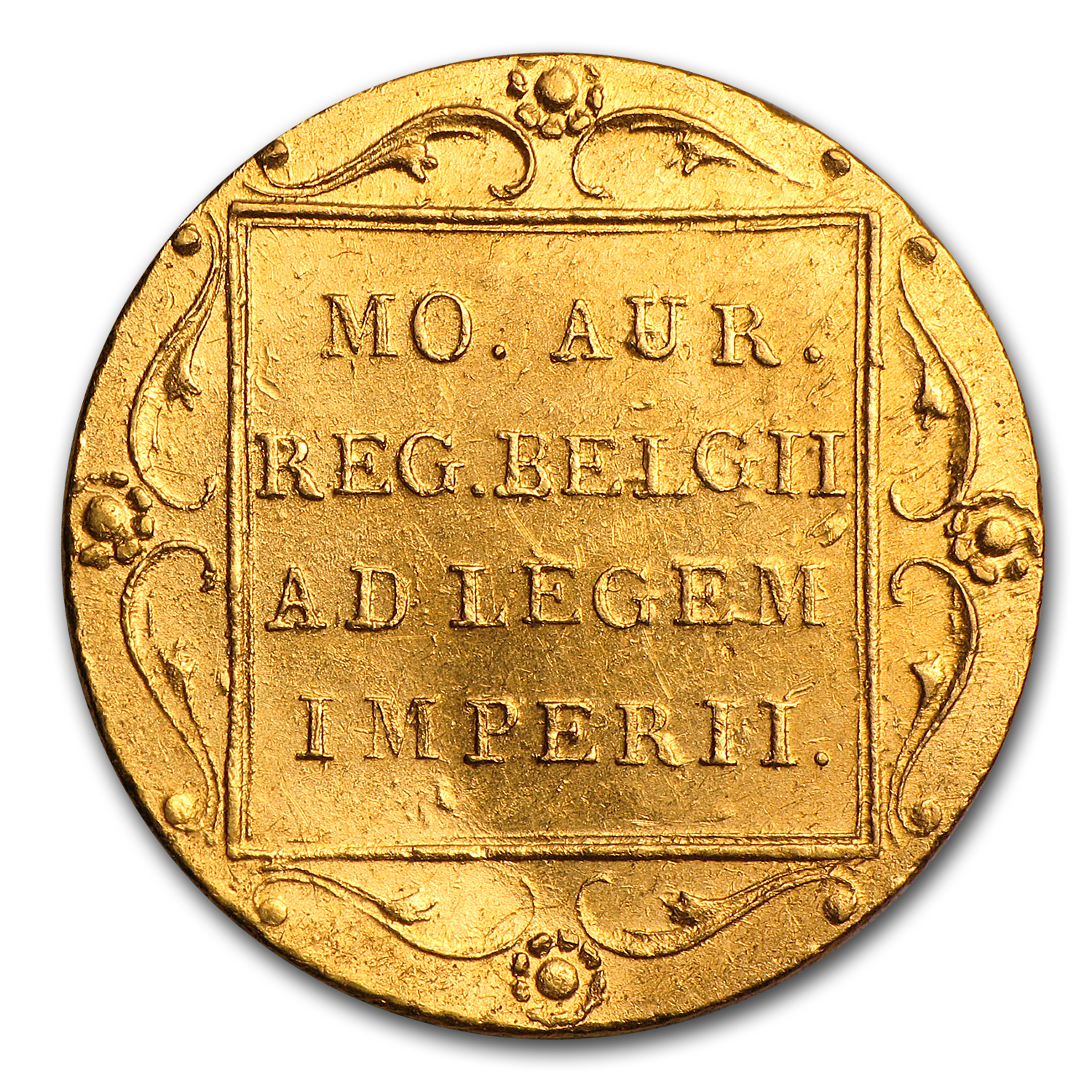 Netherlands 1 Ducat Gold Coin (BU, Random Dates)
