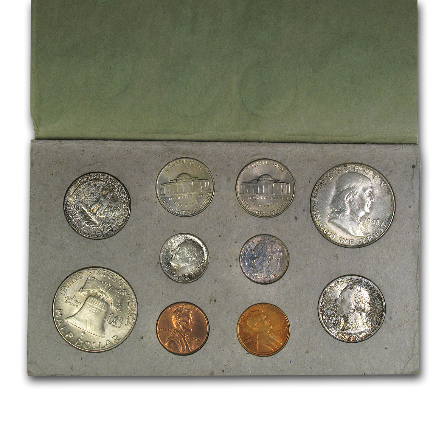 1948 U.S. Double Mint Set