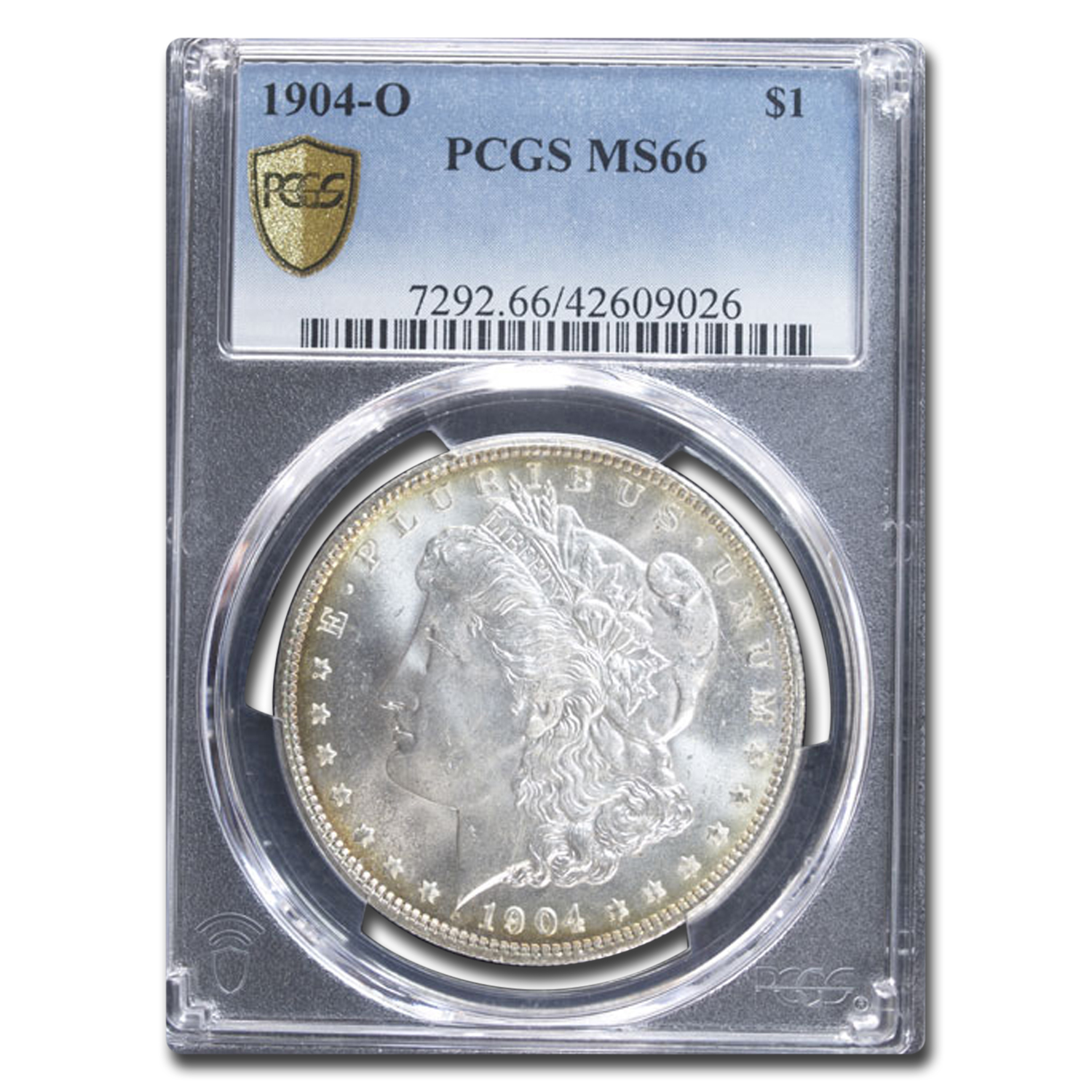 1904-O Morgan Dollar MS-66 PCGS