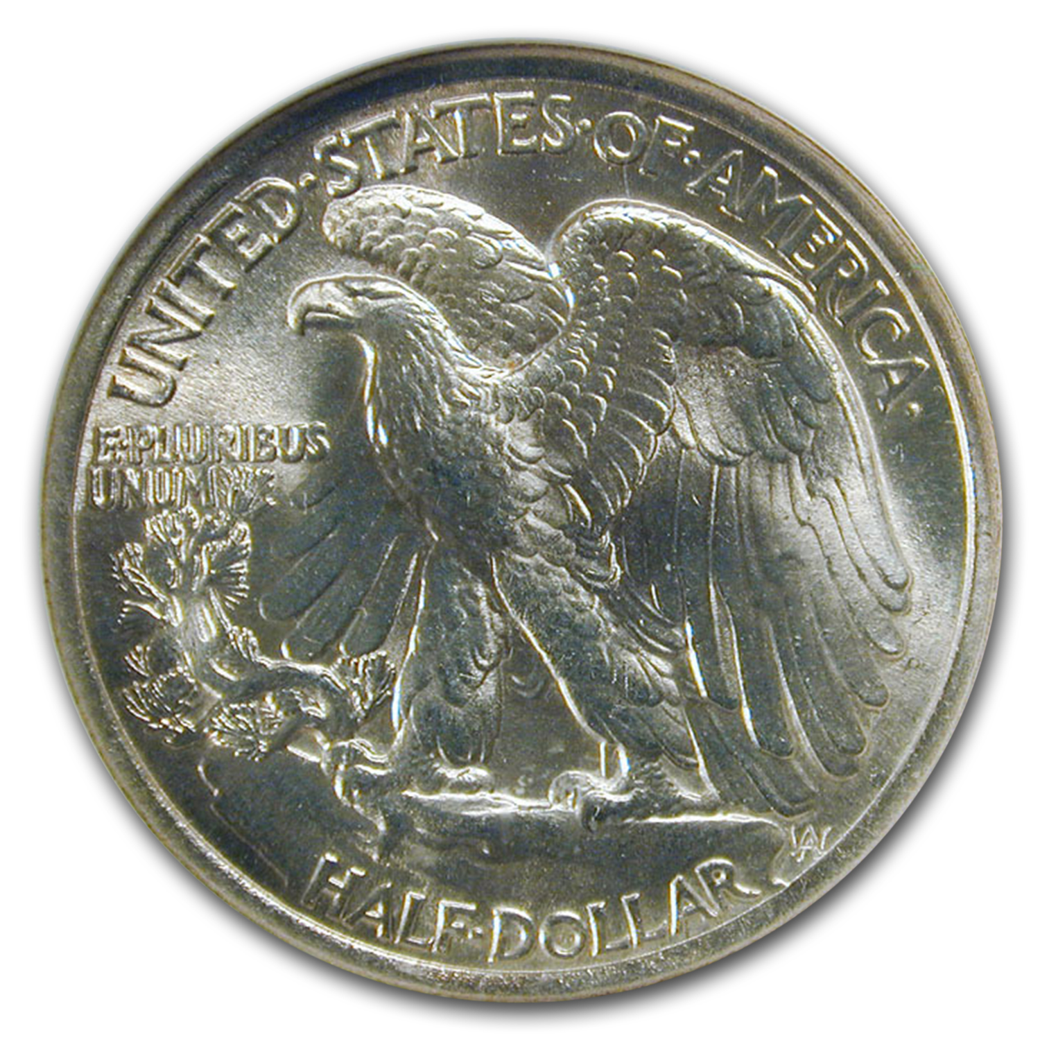 1939 Walking Liberty Half Dollar MS-65 NGC