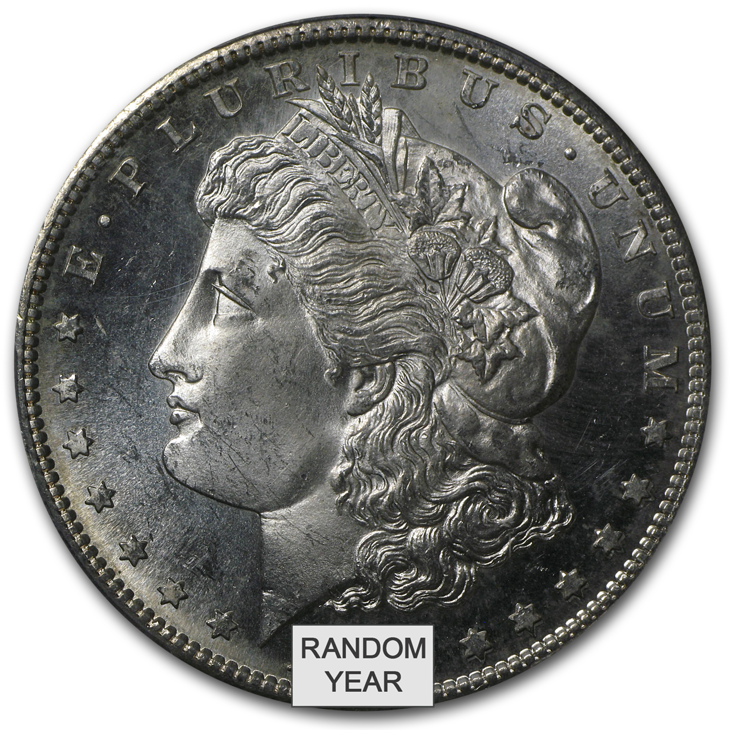 1878-1904 Morgan Dollars - MS-66 PCGS