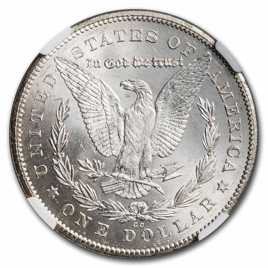 1878-CC Morgan Dollar MS-64 NGC