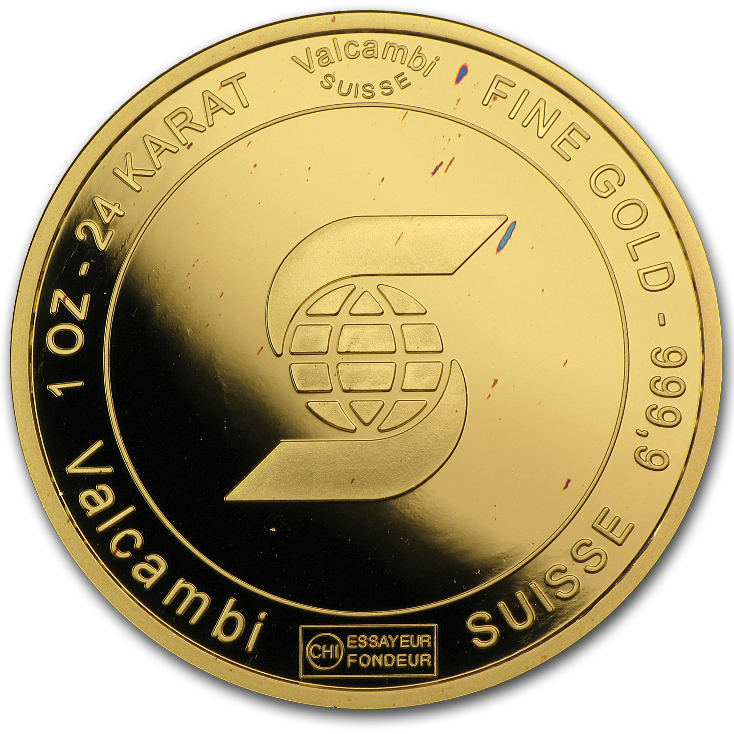 1 oz Gold Round - Scotiabank