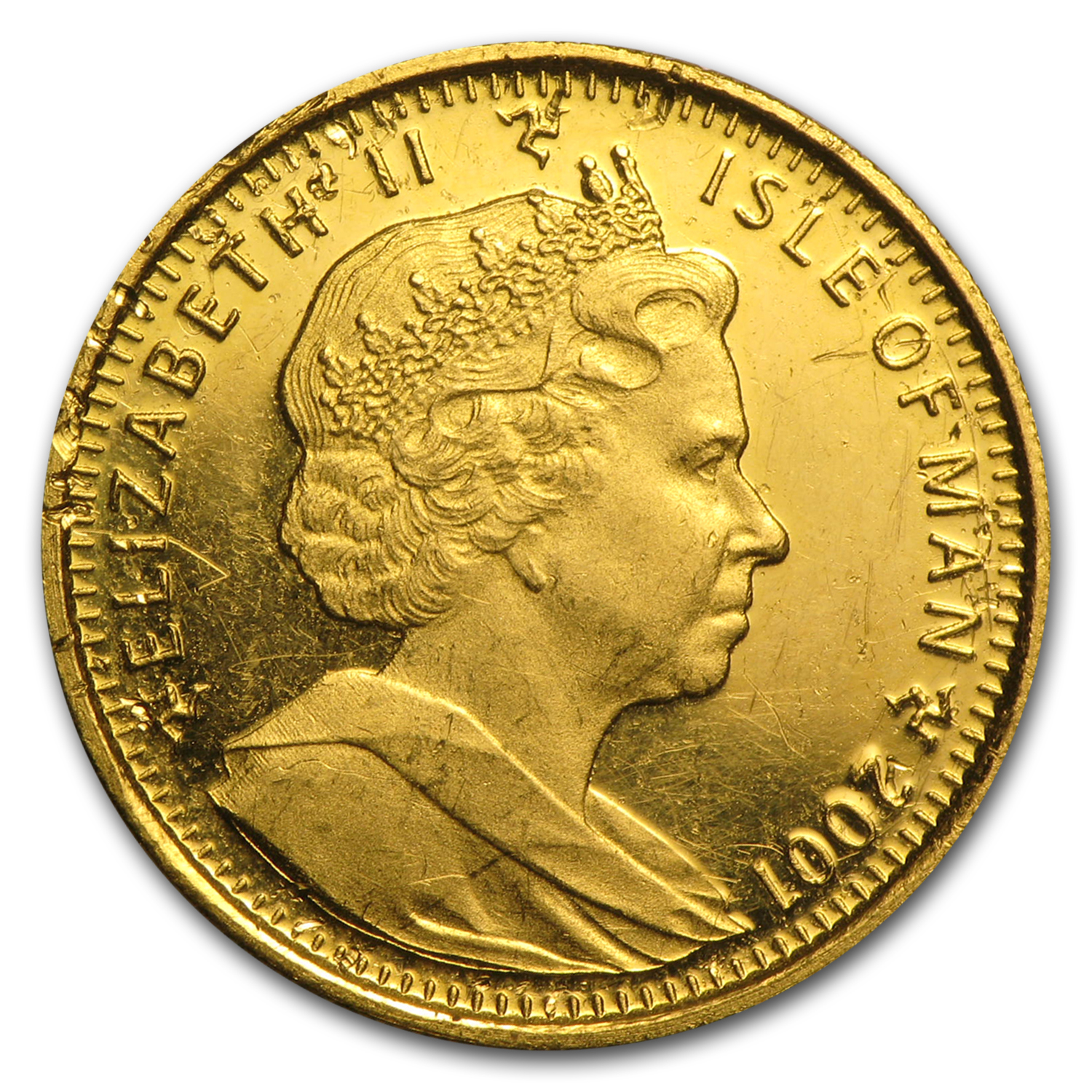 1/5 oz Gold Round - Mint Varies