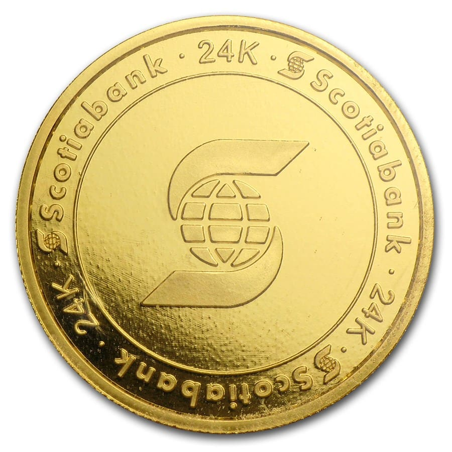 1/2 oz Gold Round - Secondary Market
