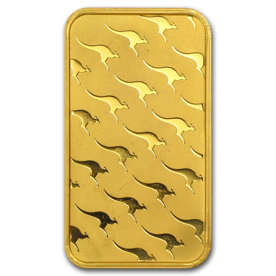50 gram Gold Bar - Secondary Market