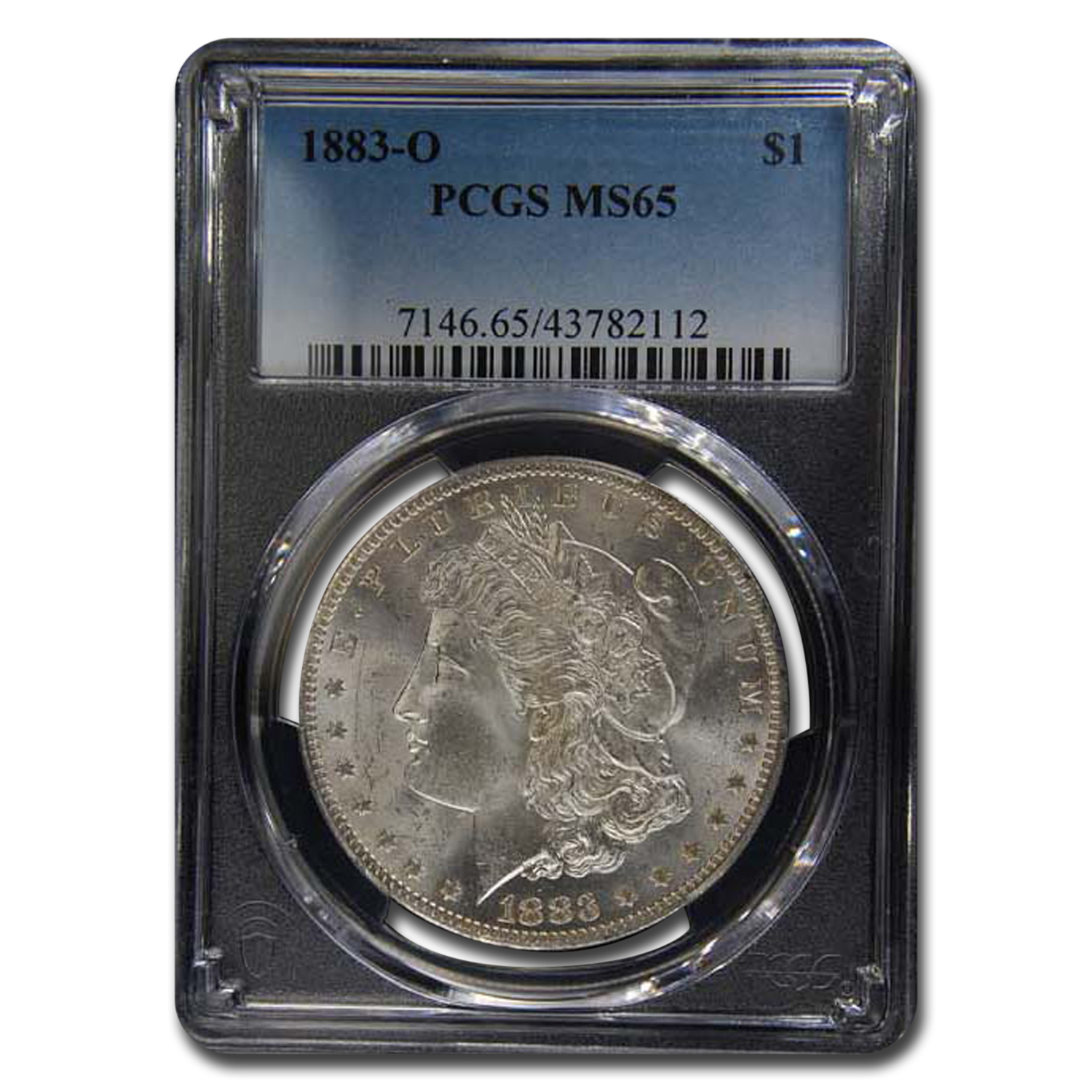 1883-O Morgan Dollar MS-65 PCGS