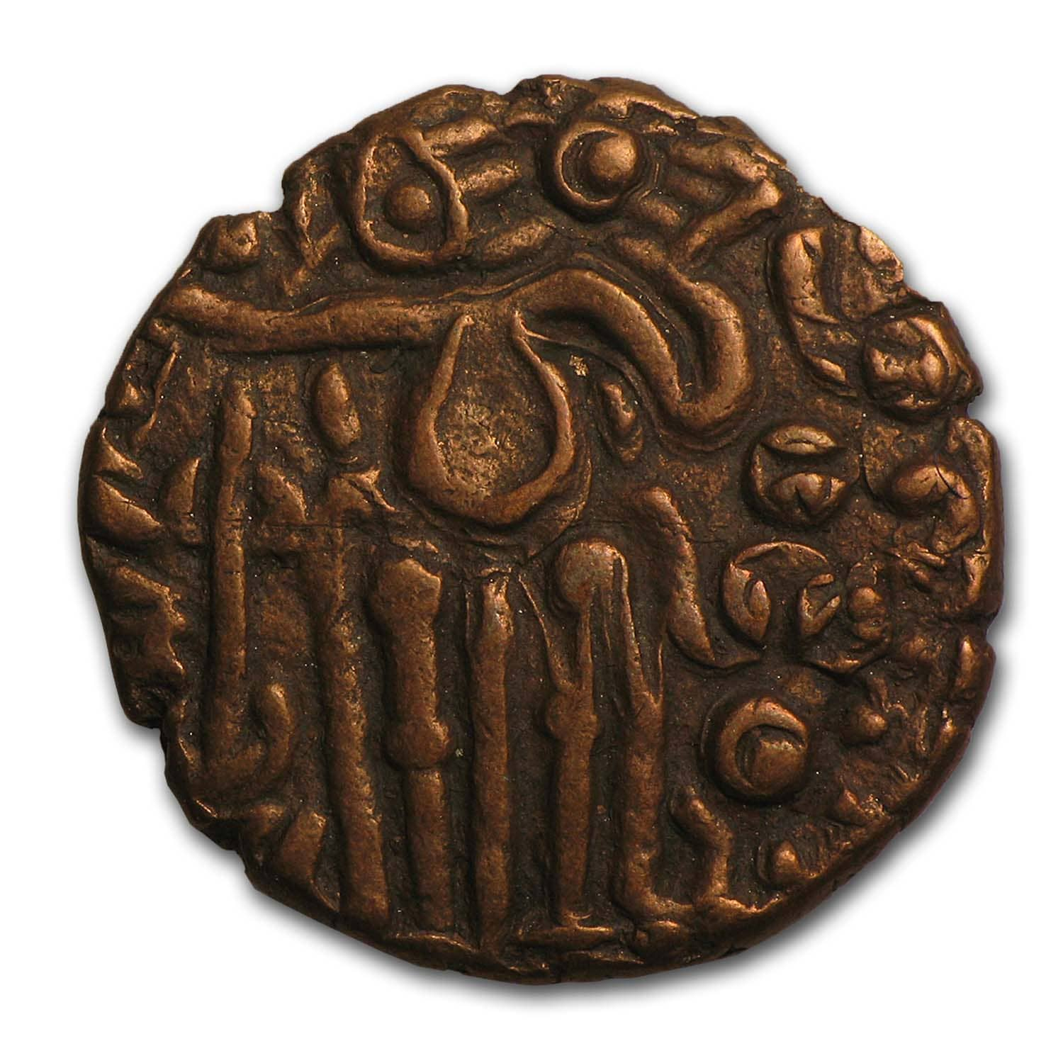Ancient Silk Road Bronze Coin Collection