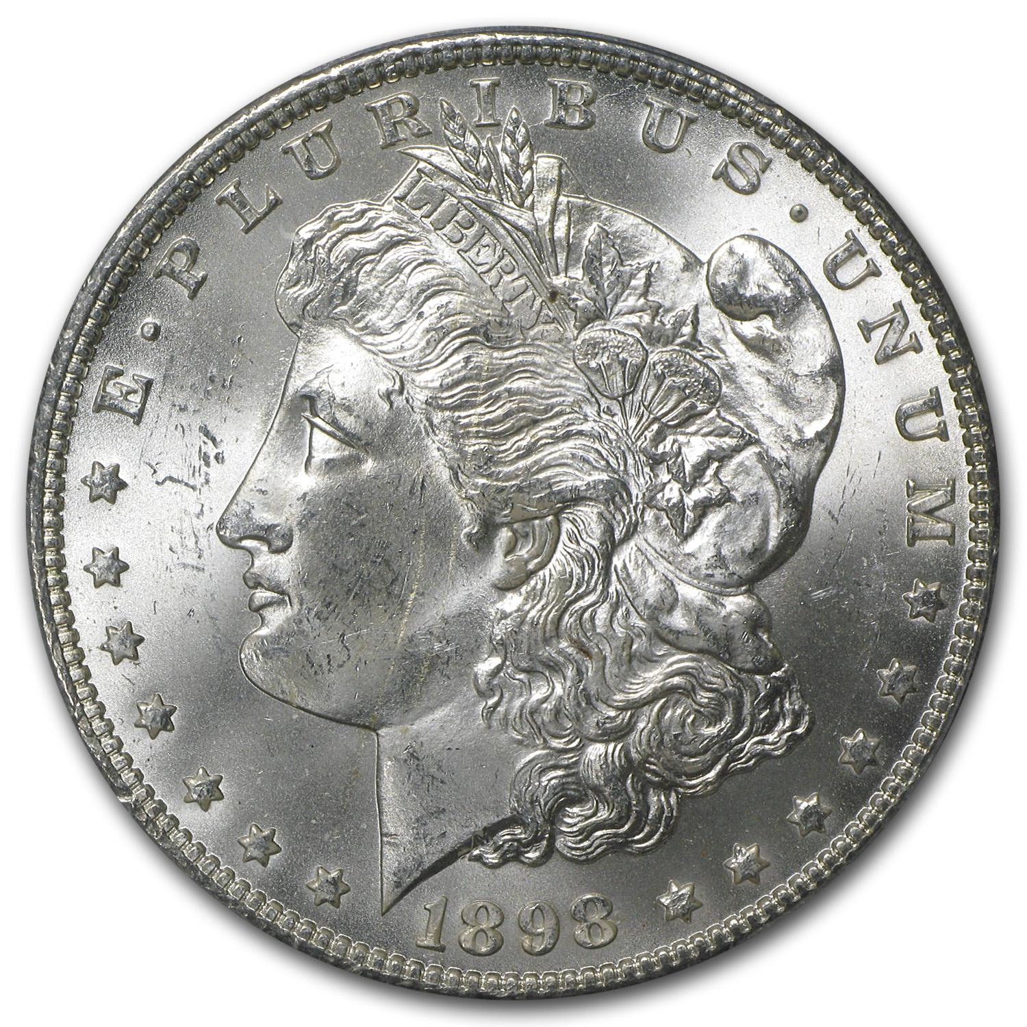 1898-O Morgan Dollar MS-63 PCGS