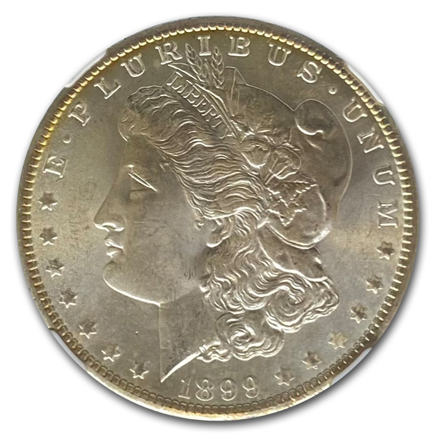 1899-O Morgan Dollar MS-65 NGC