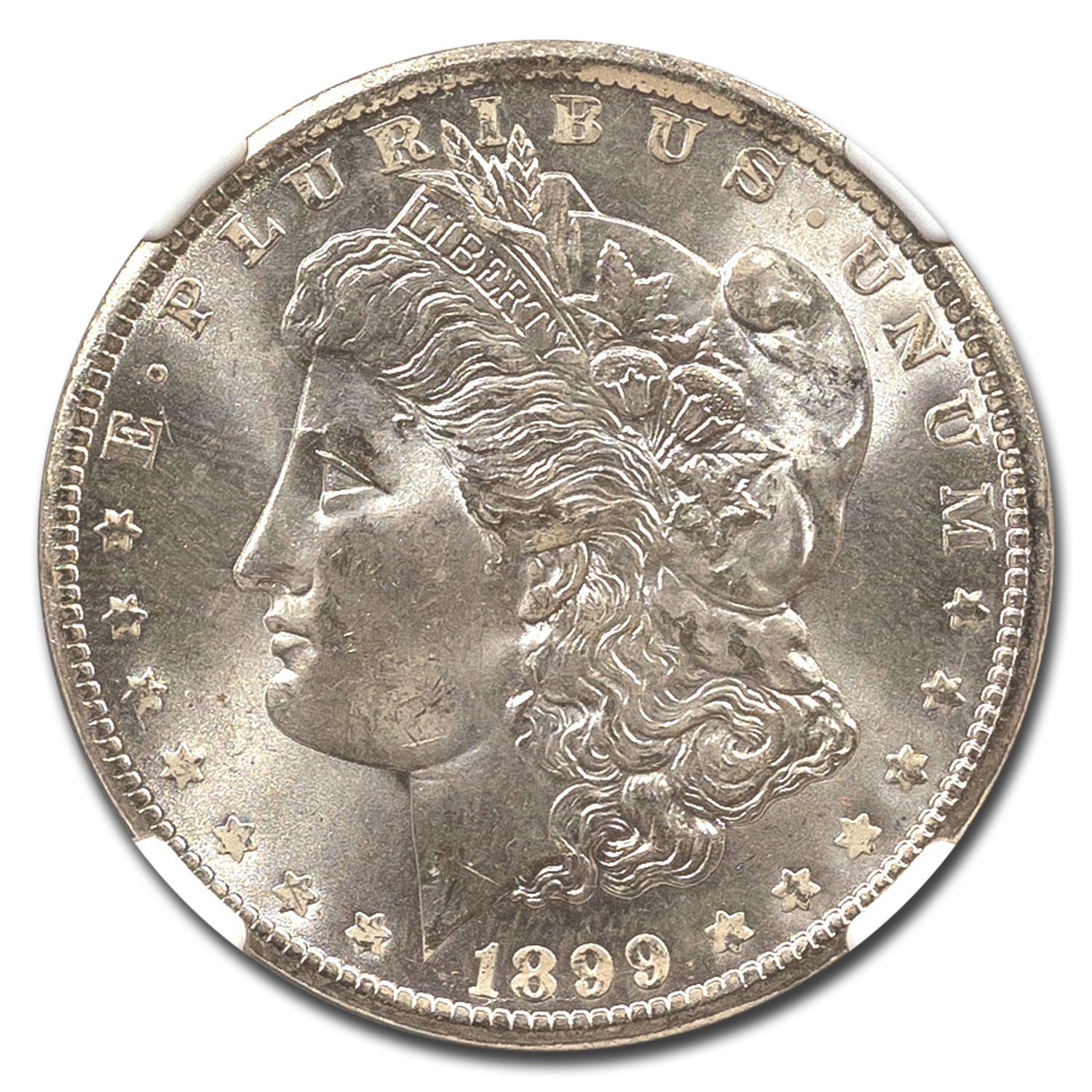 1899-O Morgan Dollar - MS-66 NGC