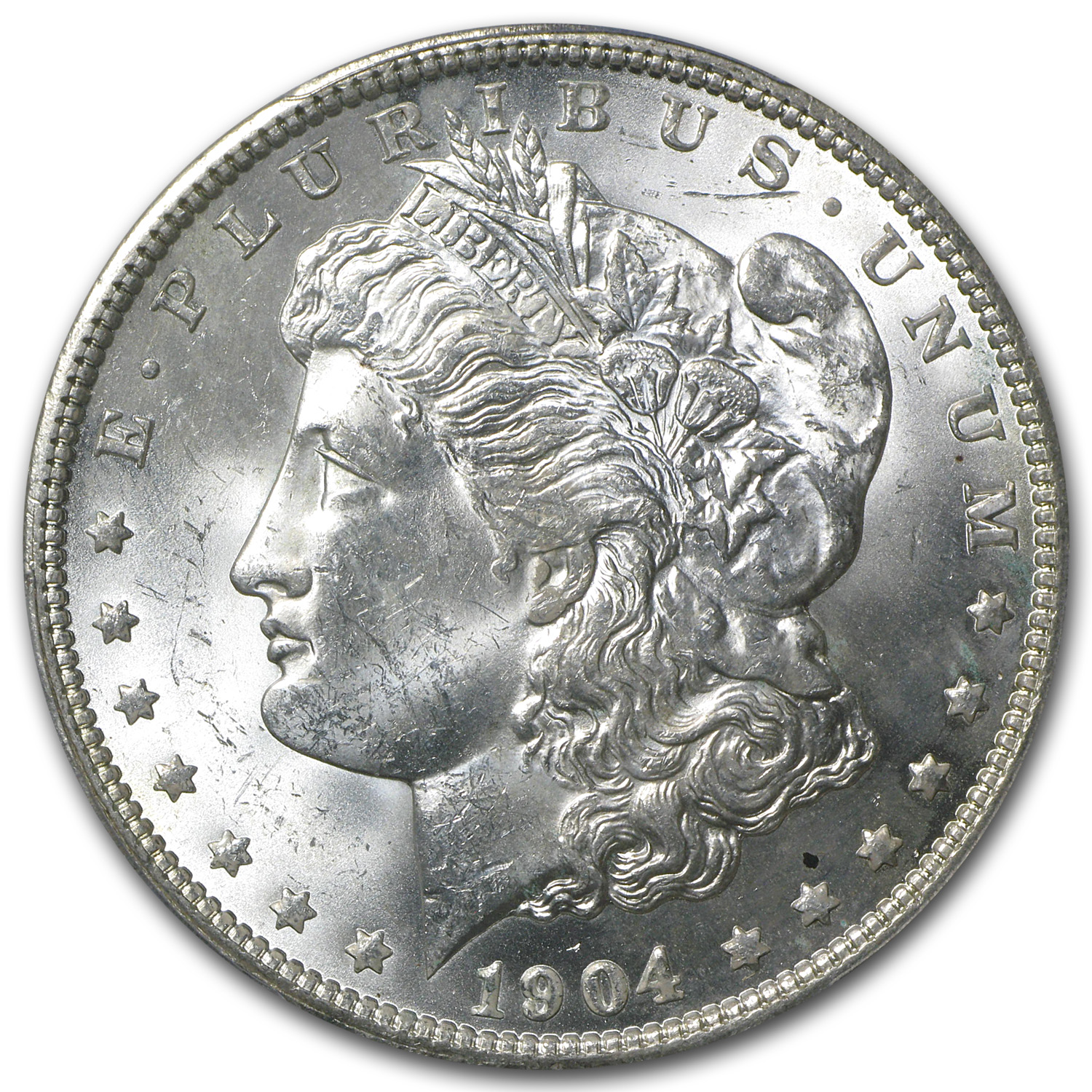1904-O Morgan Dollar MS-63 PCGS