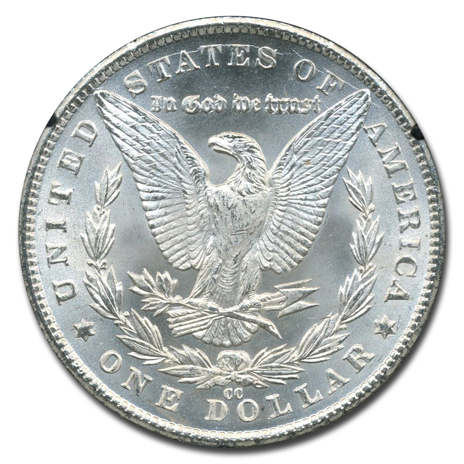 1881-CC Morgan Dollar MS-63 NGC (GSA)