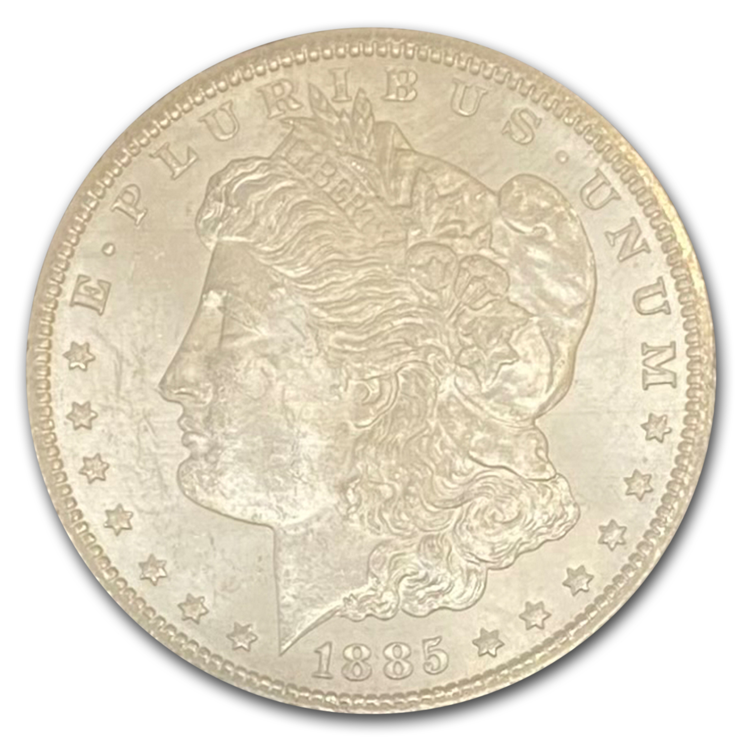 1885-CC Morgan Dollar MS-62 NGC (GSA Holder)