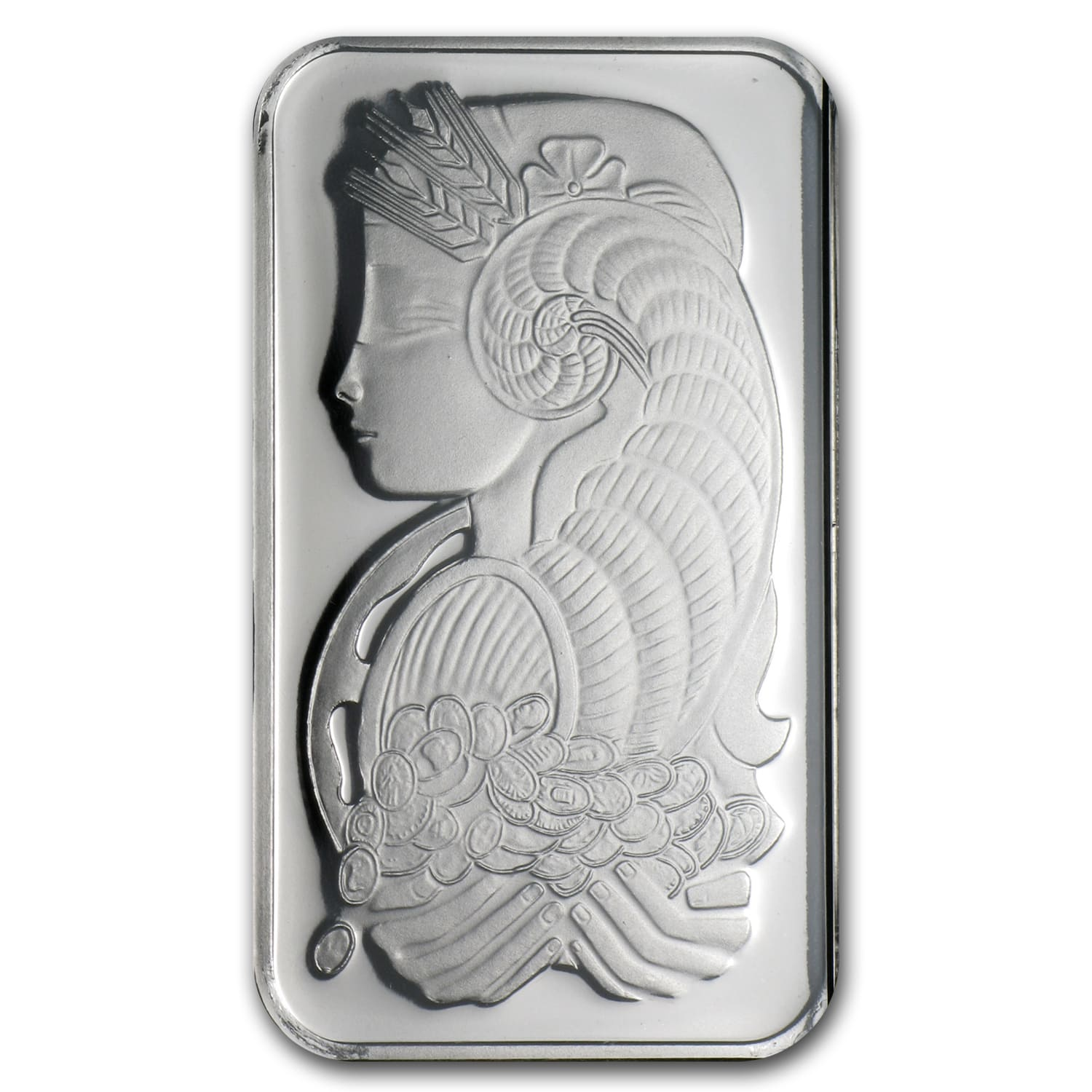 1 oz Platinum Bar - Pamp Suisse (Pre-Sale 3/6/15)