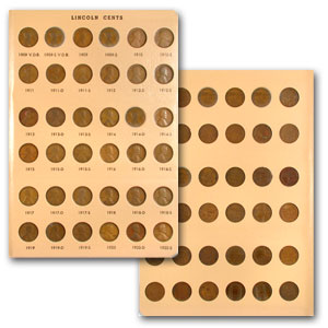 *COMPLETE* Lincoln Cent Collection in Dansco 1909-2012-P,D,S