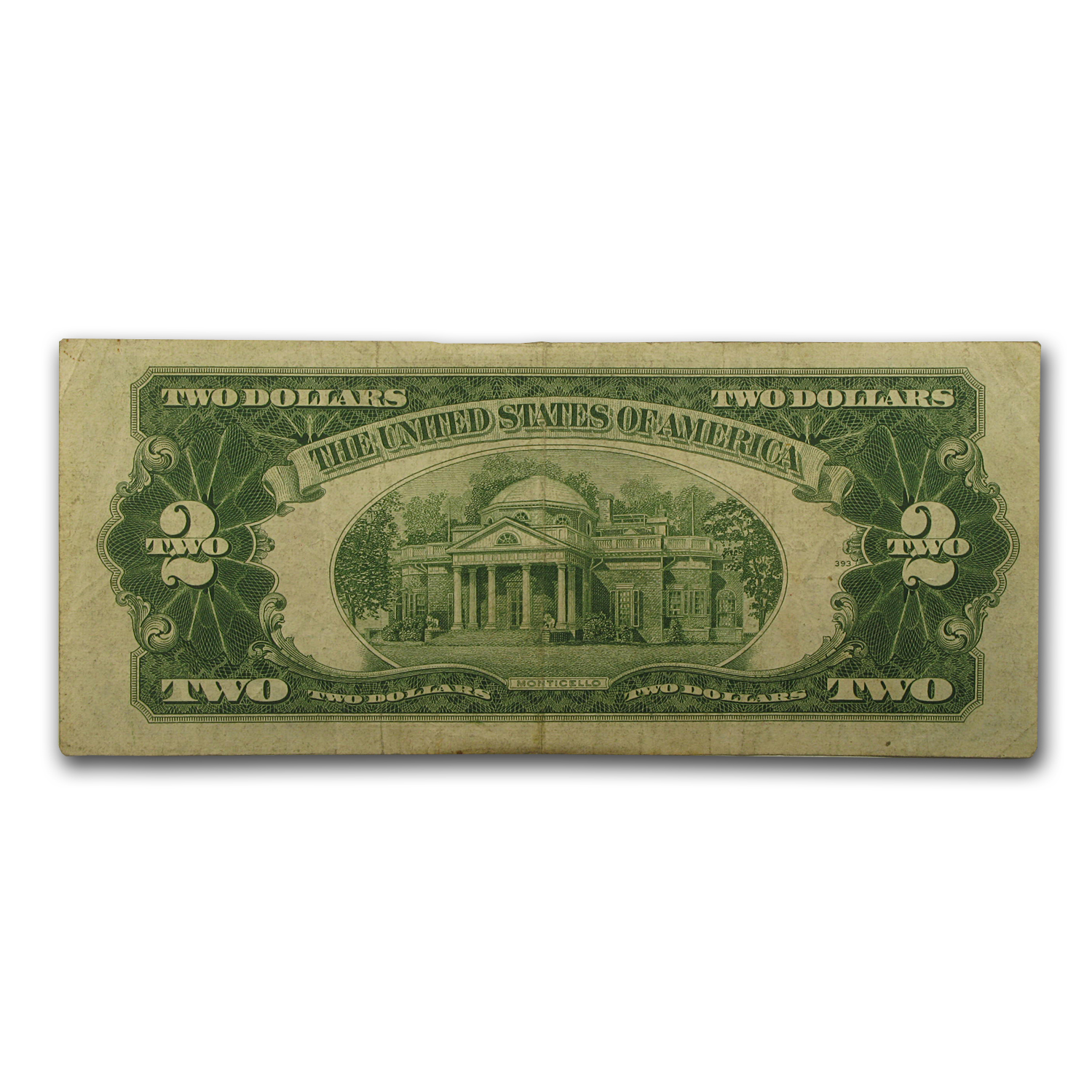 1953s * $2.00 (RED SEALS) (Very Good)-(Very Fine) - Star Note