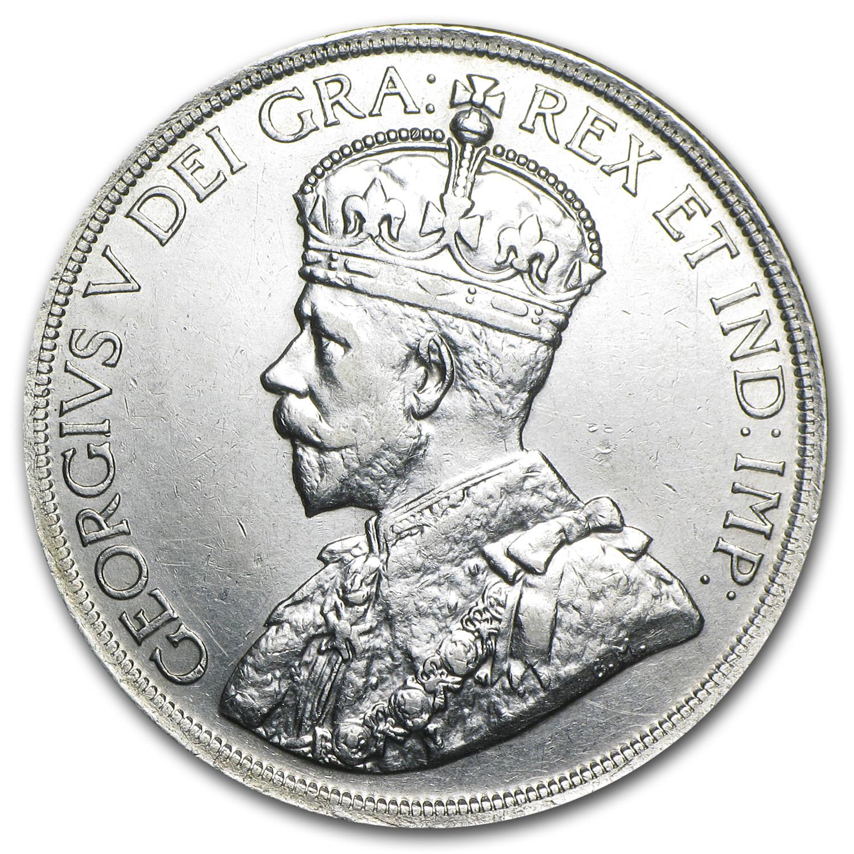 1936 Canada Silver Dollar Au Canadian Silver Dollars Apmex