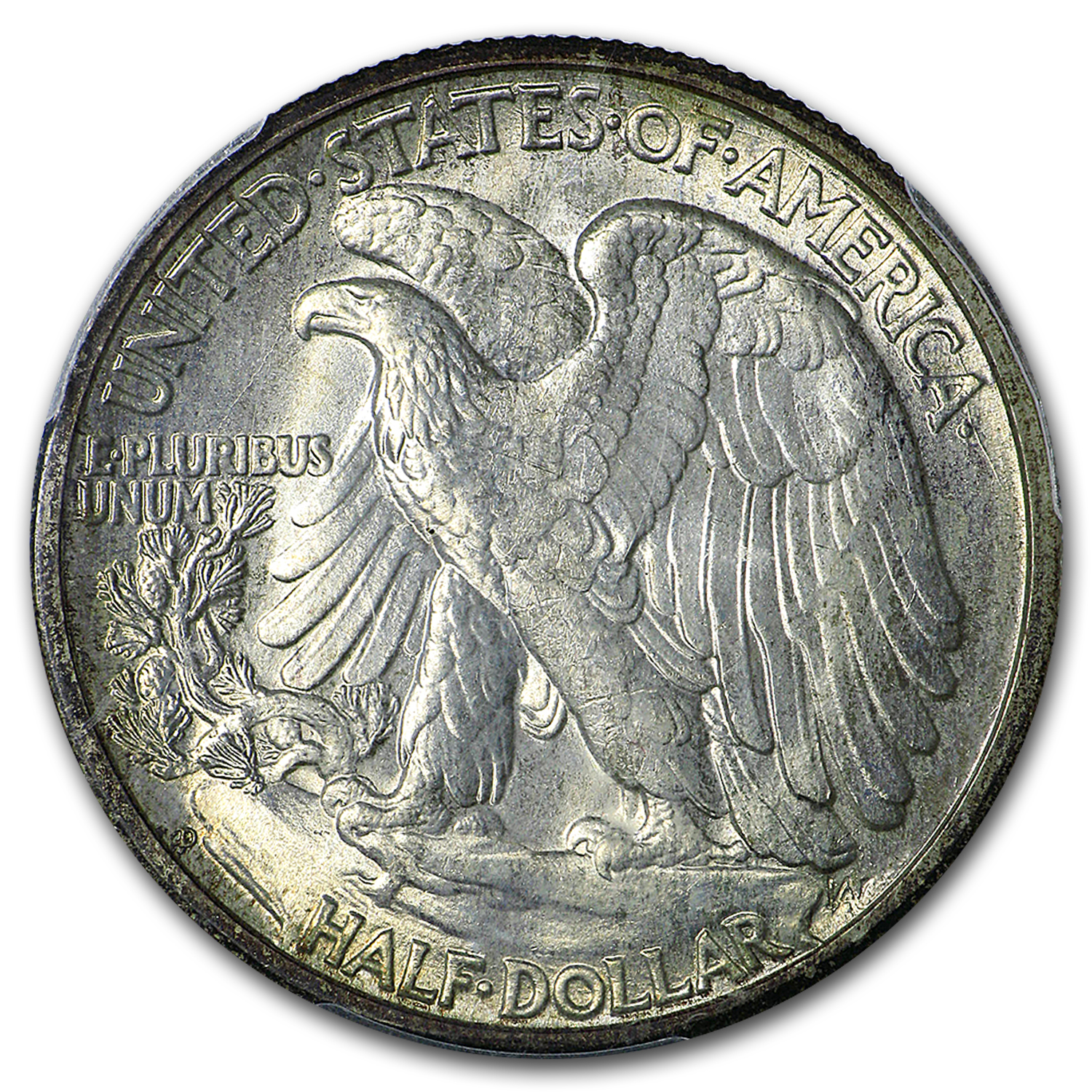 1940-1947 Walking Liberty Half-Dollar MS-64 PCGS (Random)