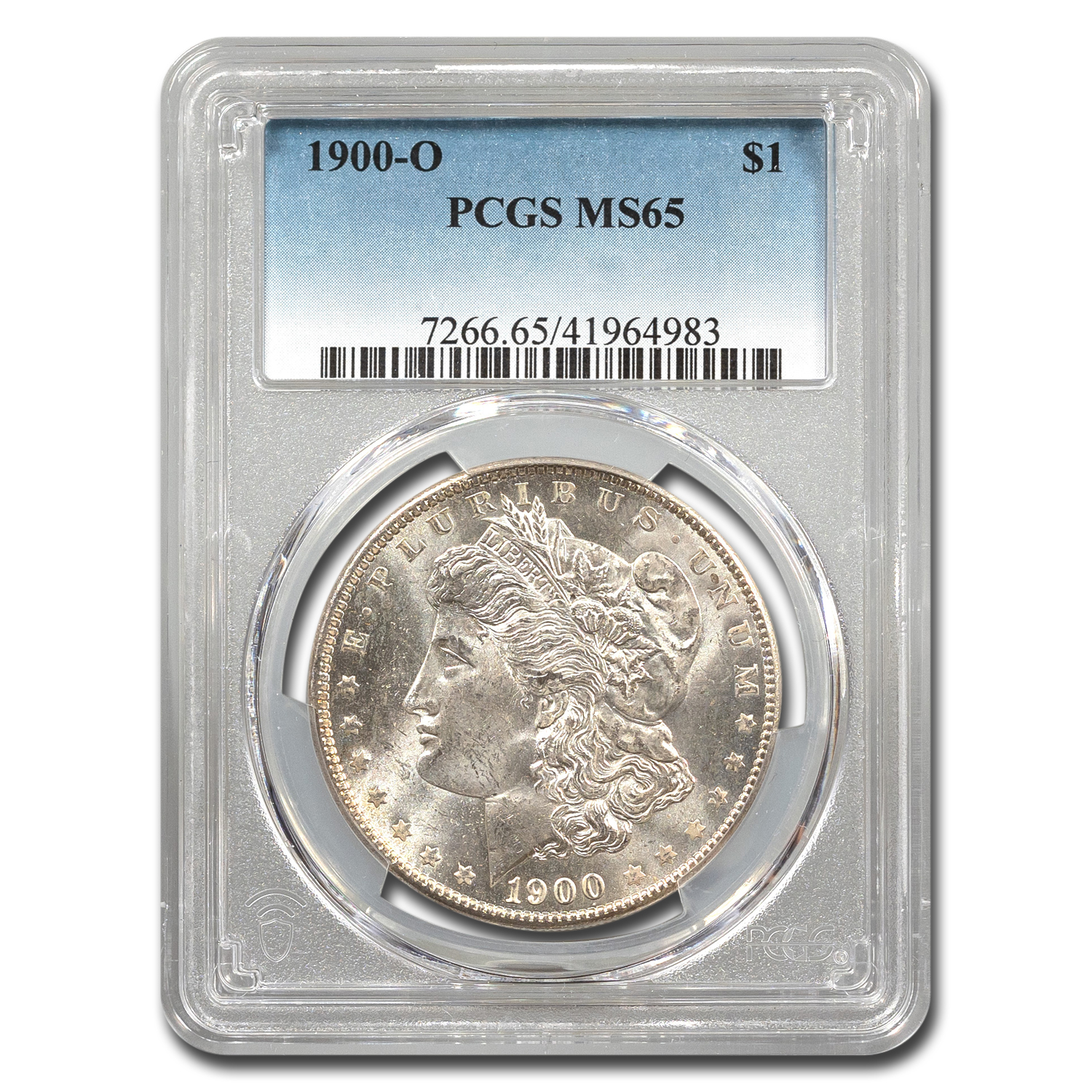 1900-O Morgan Dollar MS-65 PCGS