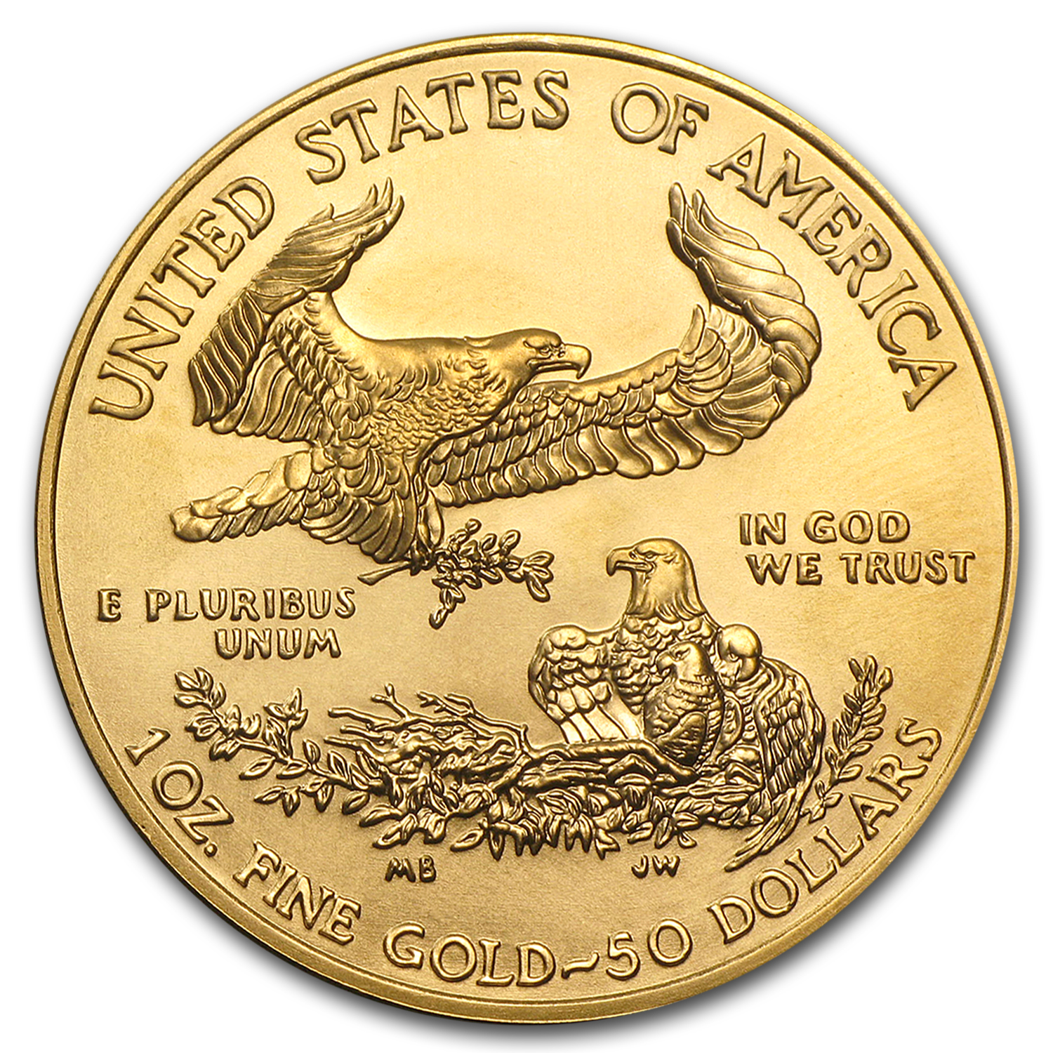 2009 1 oz Gold American Eagle BU