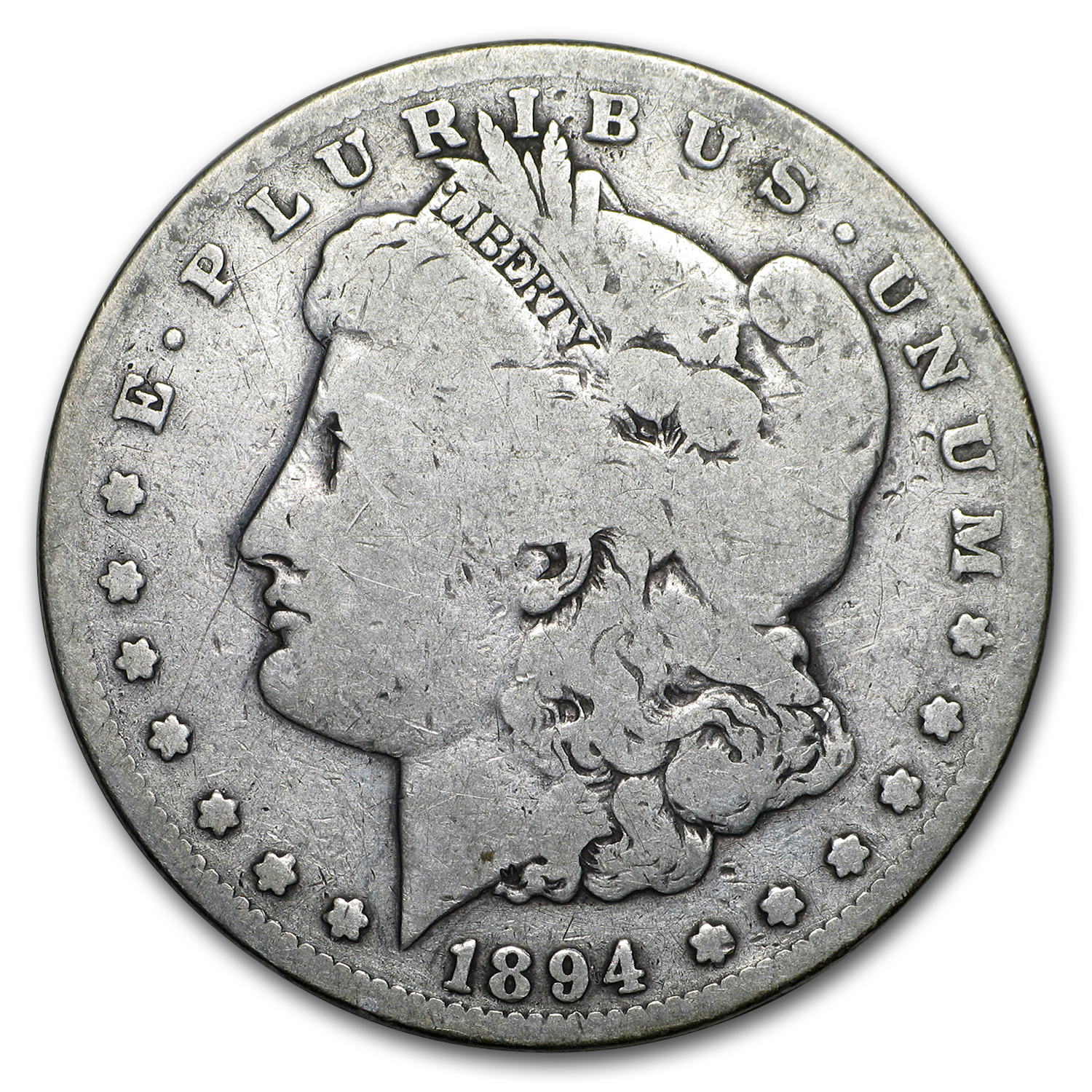 1894-S Morgan Dollar Good