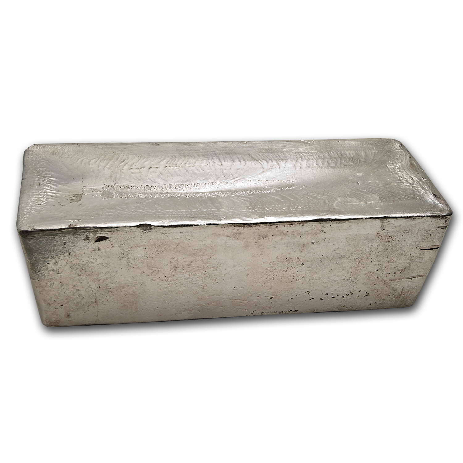 1083.09 oz Silver Bar - Peñoles