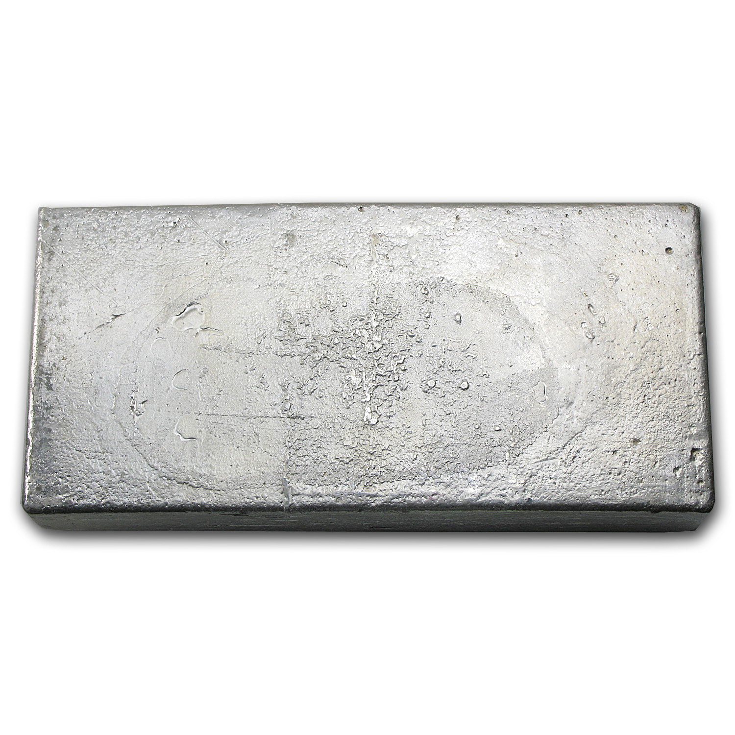 100 oz Silver Bar - Engelhard (First Generation, Poured)