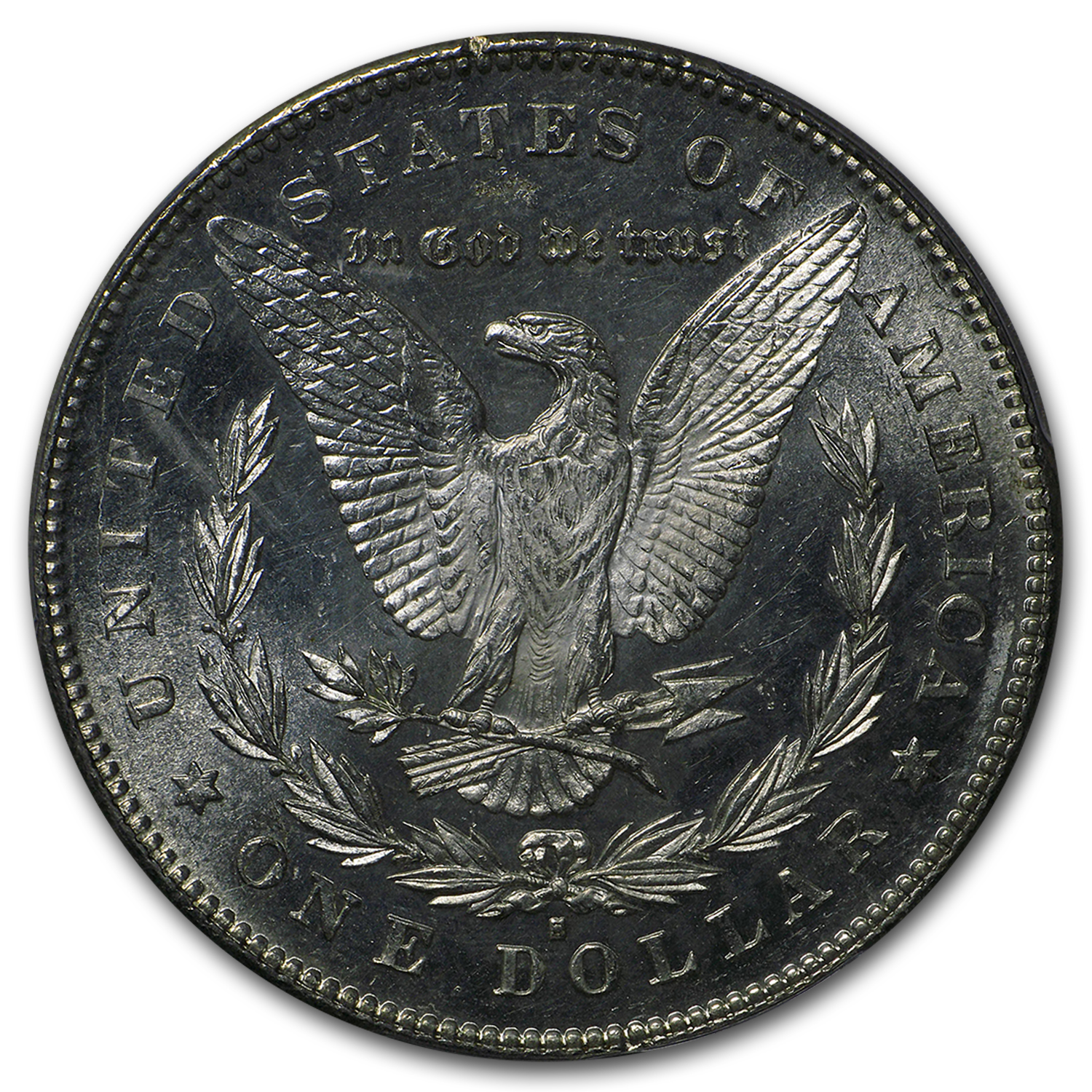 1878-S Morgan Dollar MS-63 PL Proof Like PCGS