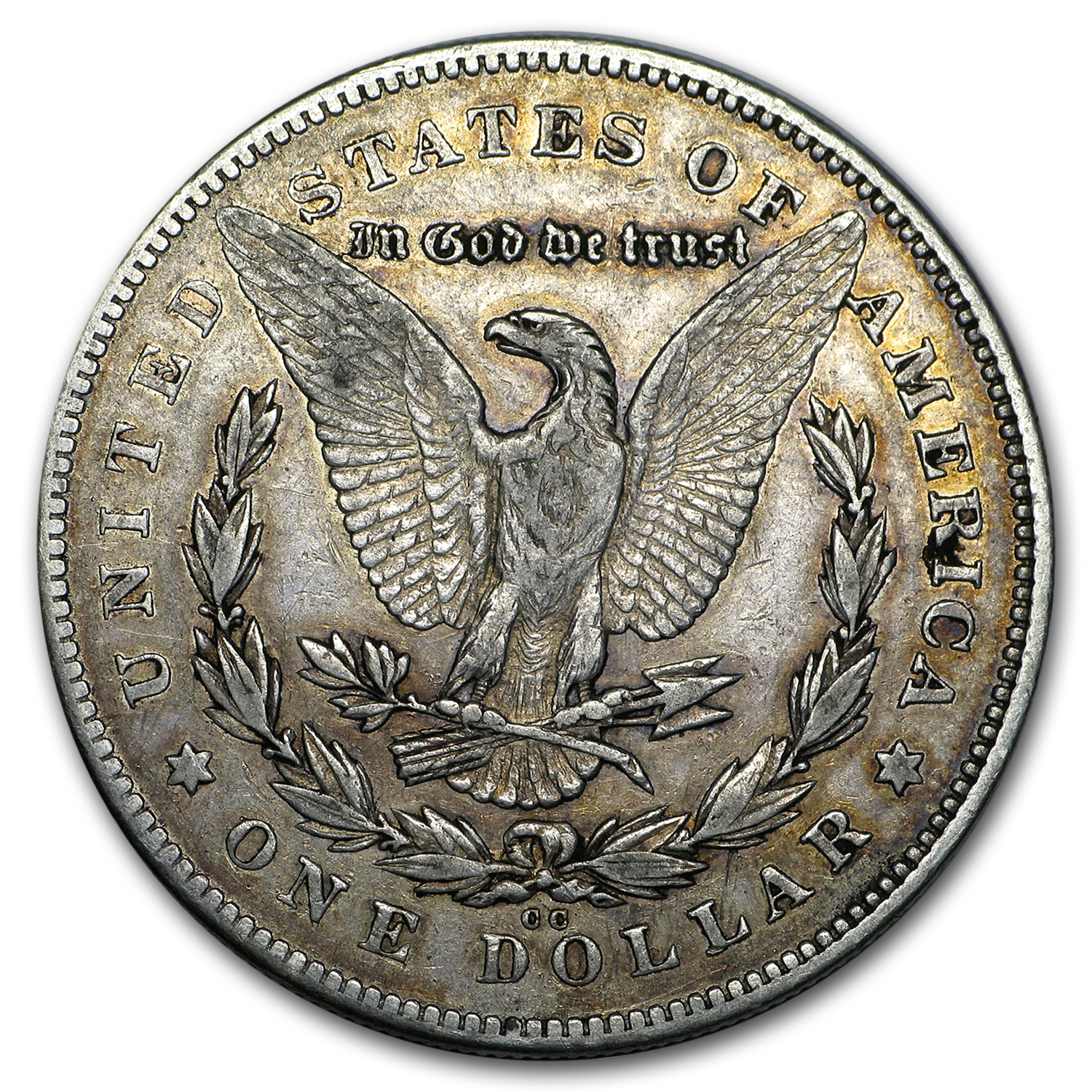 1878-CC Morgan Dollar - Very Fine