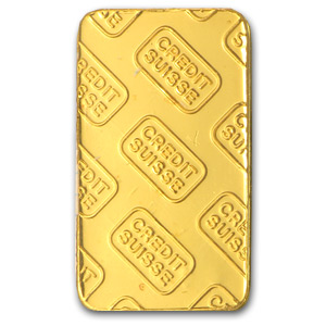 1 gram Gold Bar - Mint Varies (With Assay)