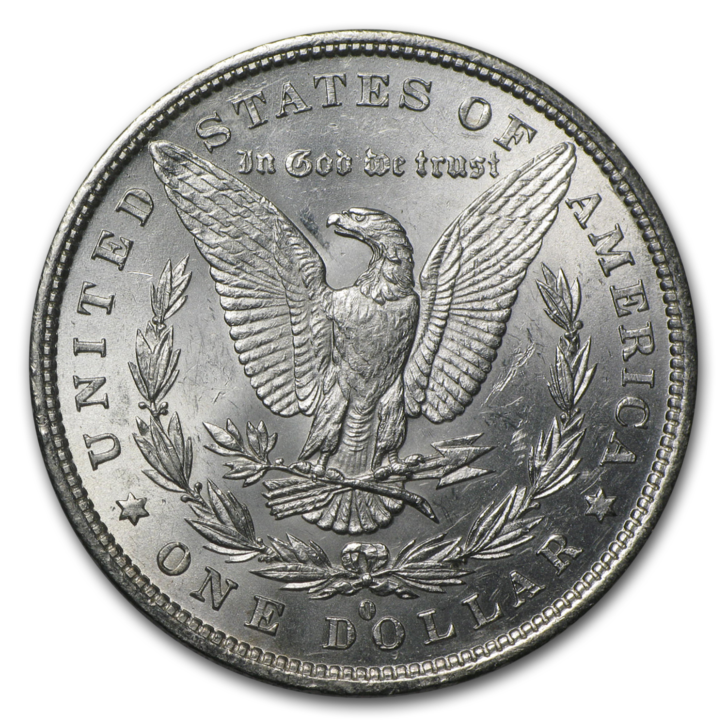 1879-O Morgan Dollar BU