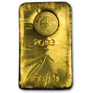 100 Oz Gold Bar Mint Varies All Other Sizes Gold Bars