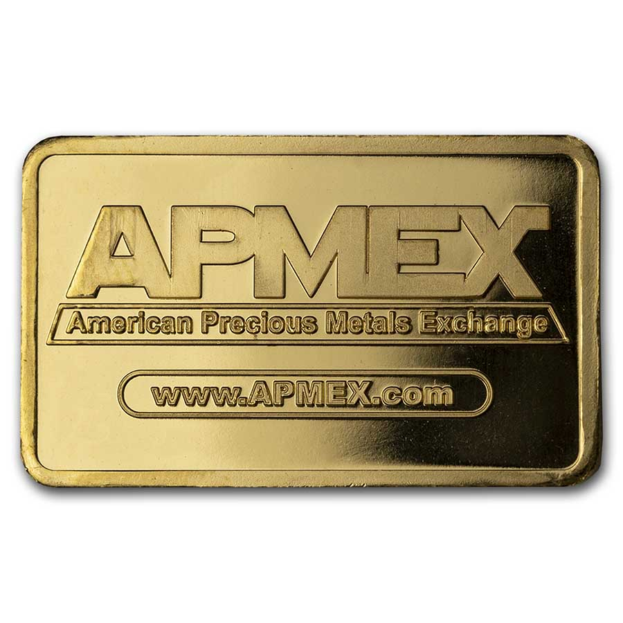 10 gram Gold Bar - APMEX