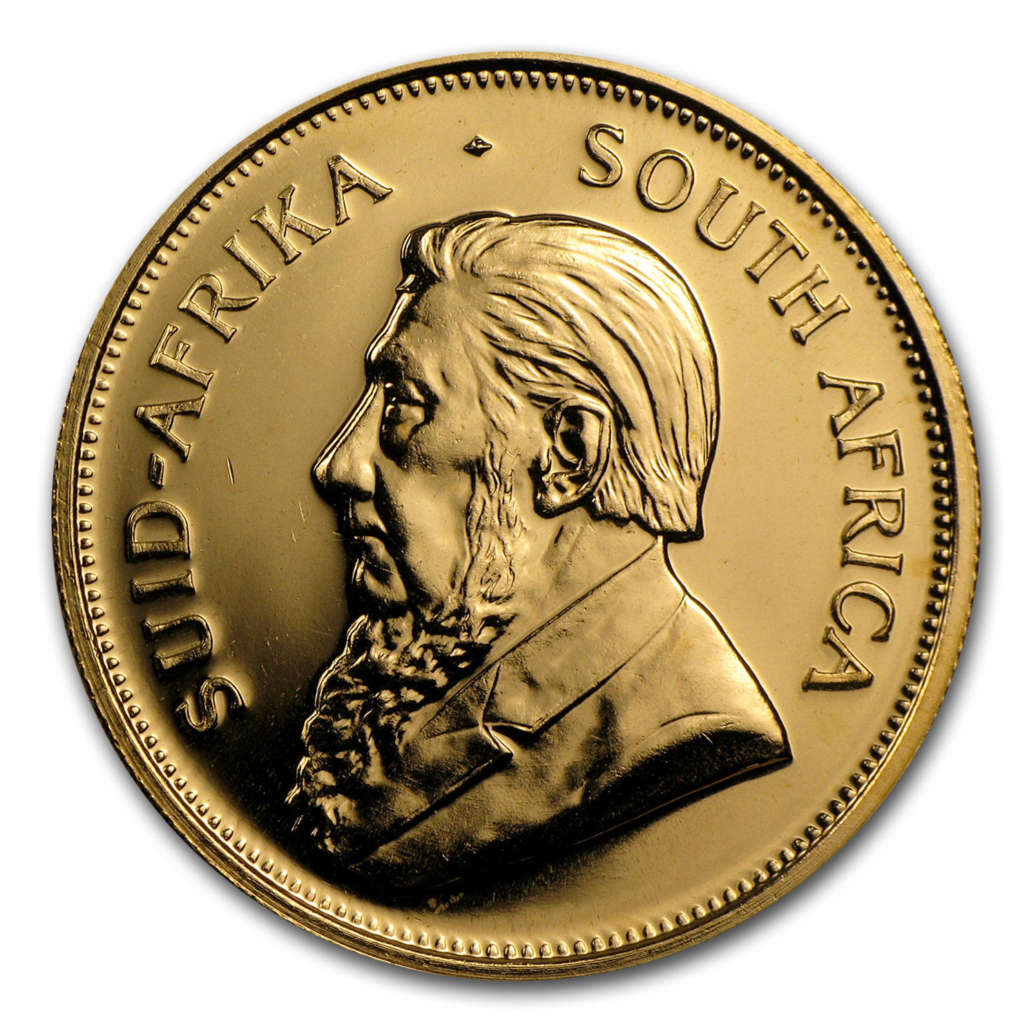 1969 1 oz Gold South African Krugerrand