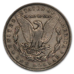 1901 Morgan Dollar XF-40 NGC