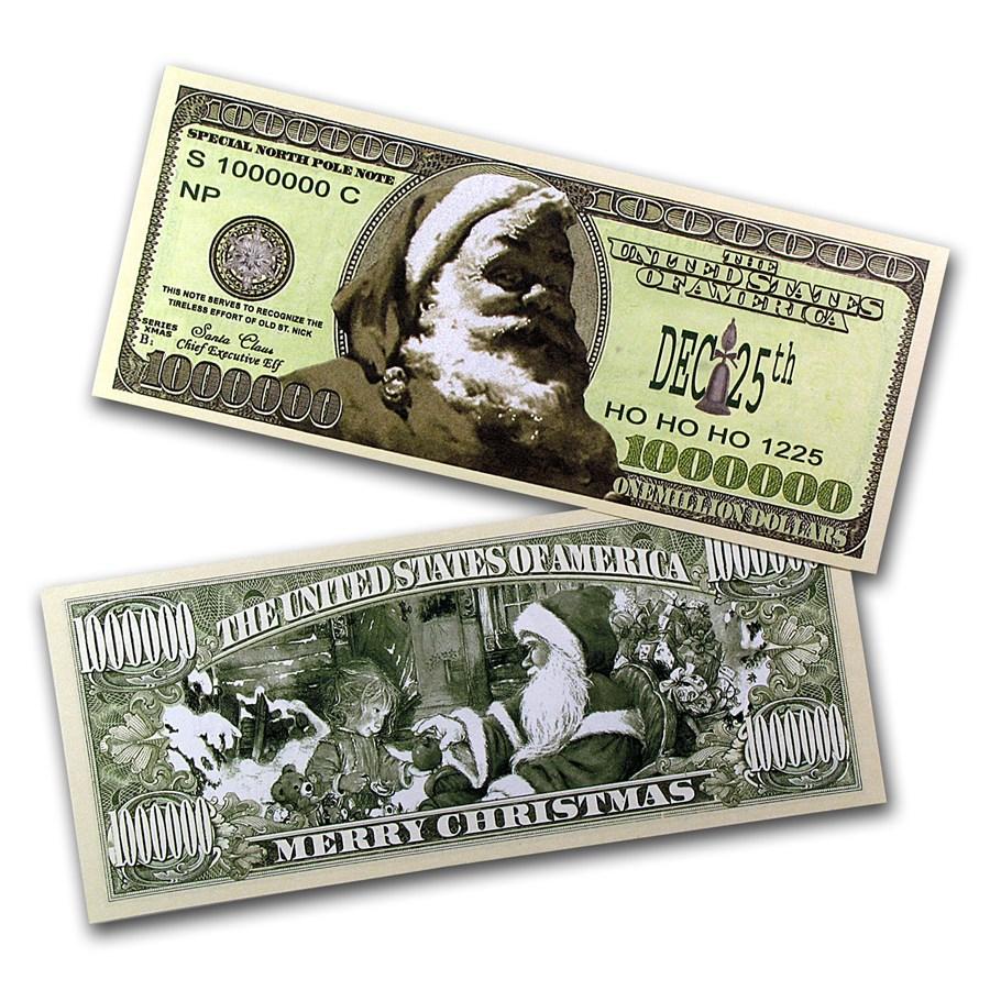 Novelty $1,000,... $1000000 Bill