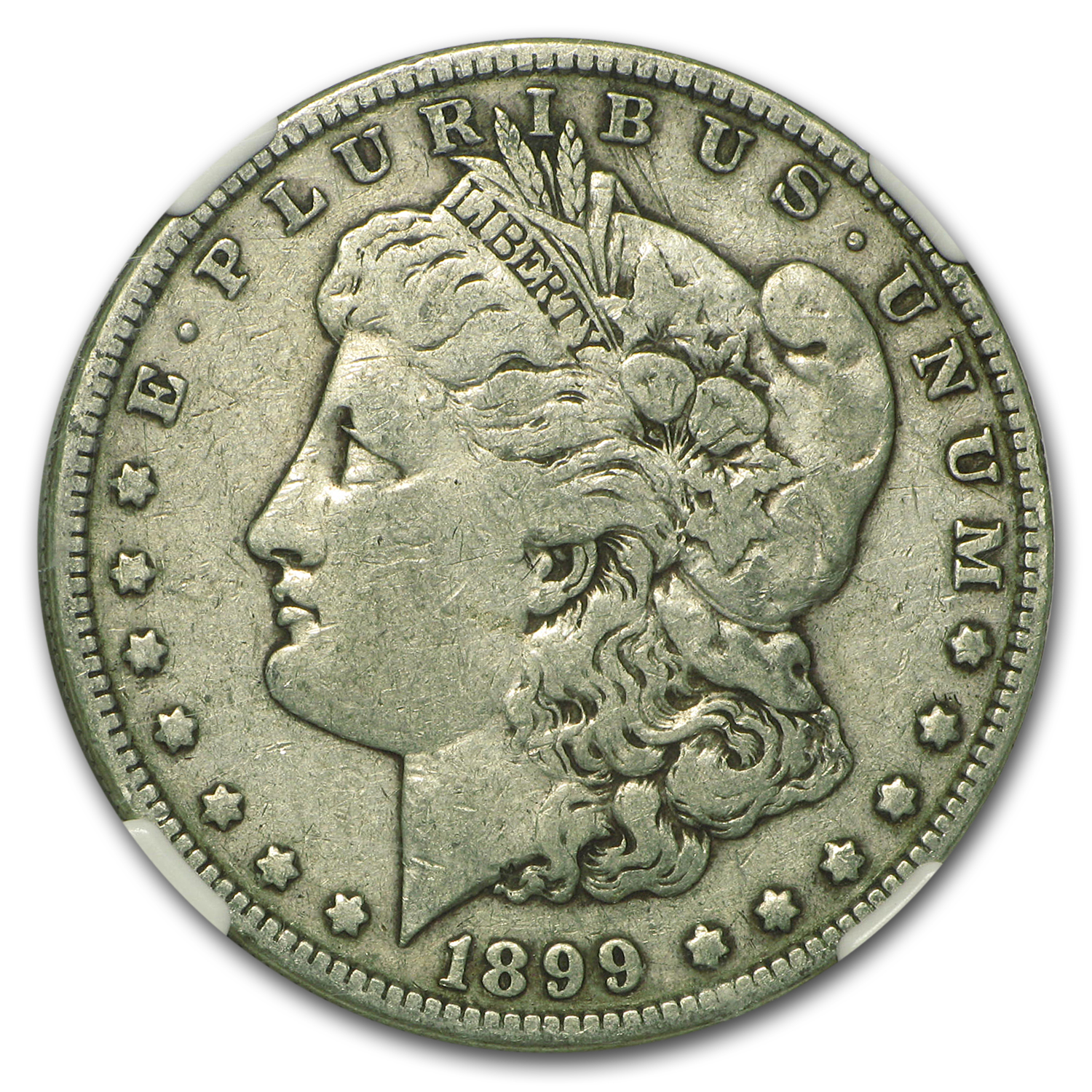 1899 Morgan Dollar VG