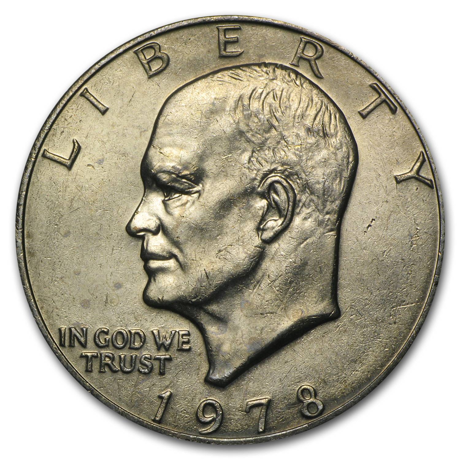 1978 Eisenhower Dollar - Brilliant Uncirculated