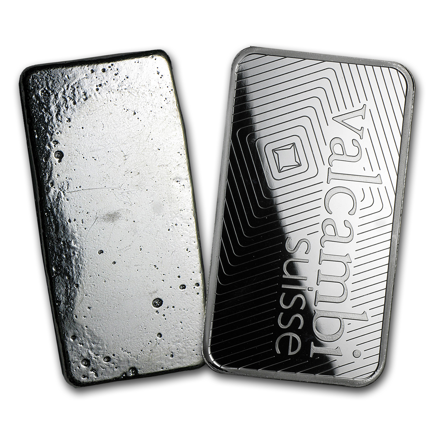 100 gram Silver Bars - Secondary Market