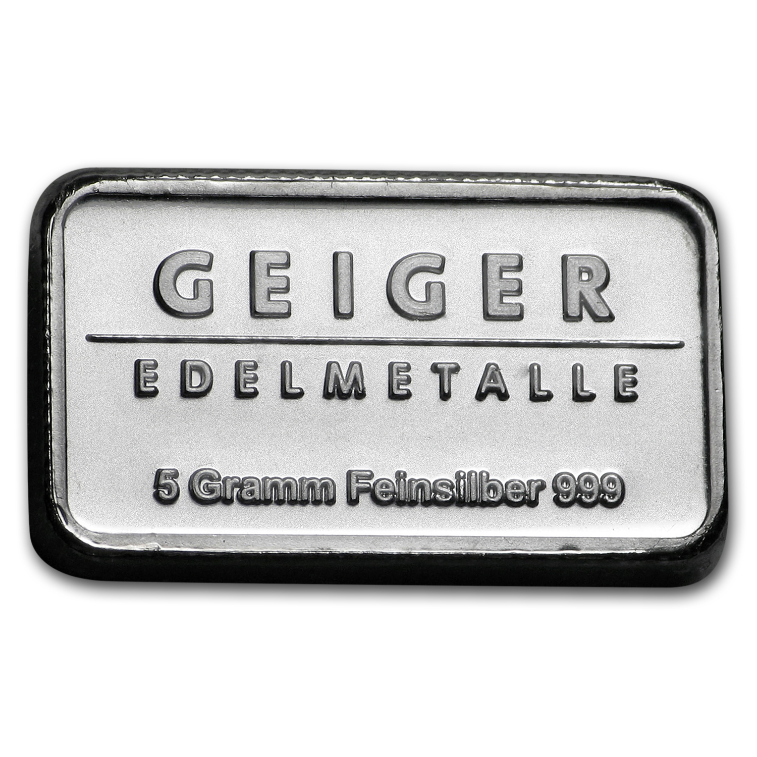 5 gram Silver Bar - Secondary Market