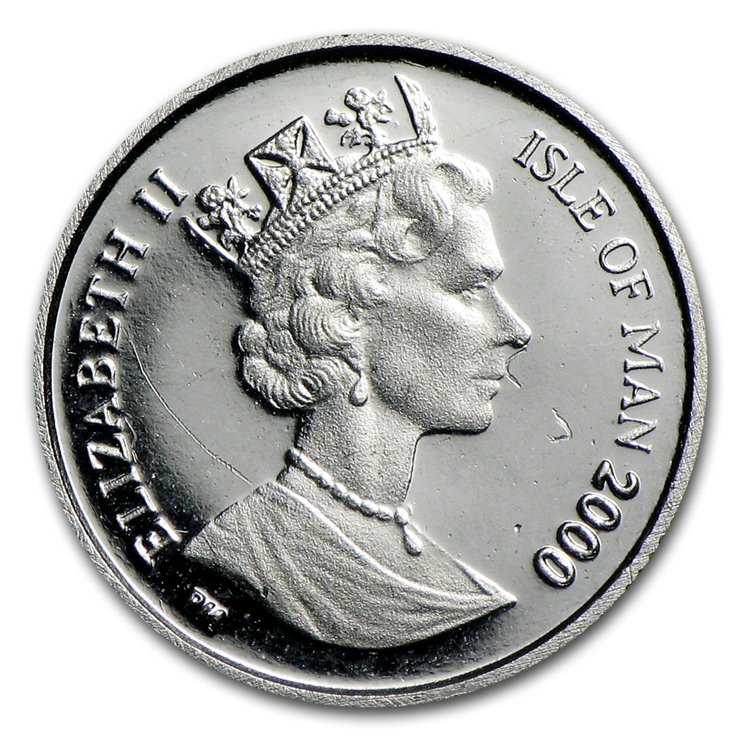 Isle of Man 1/25 oz Platinum Cat (Random Year)