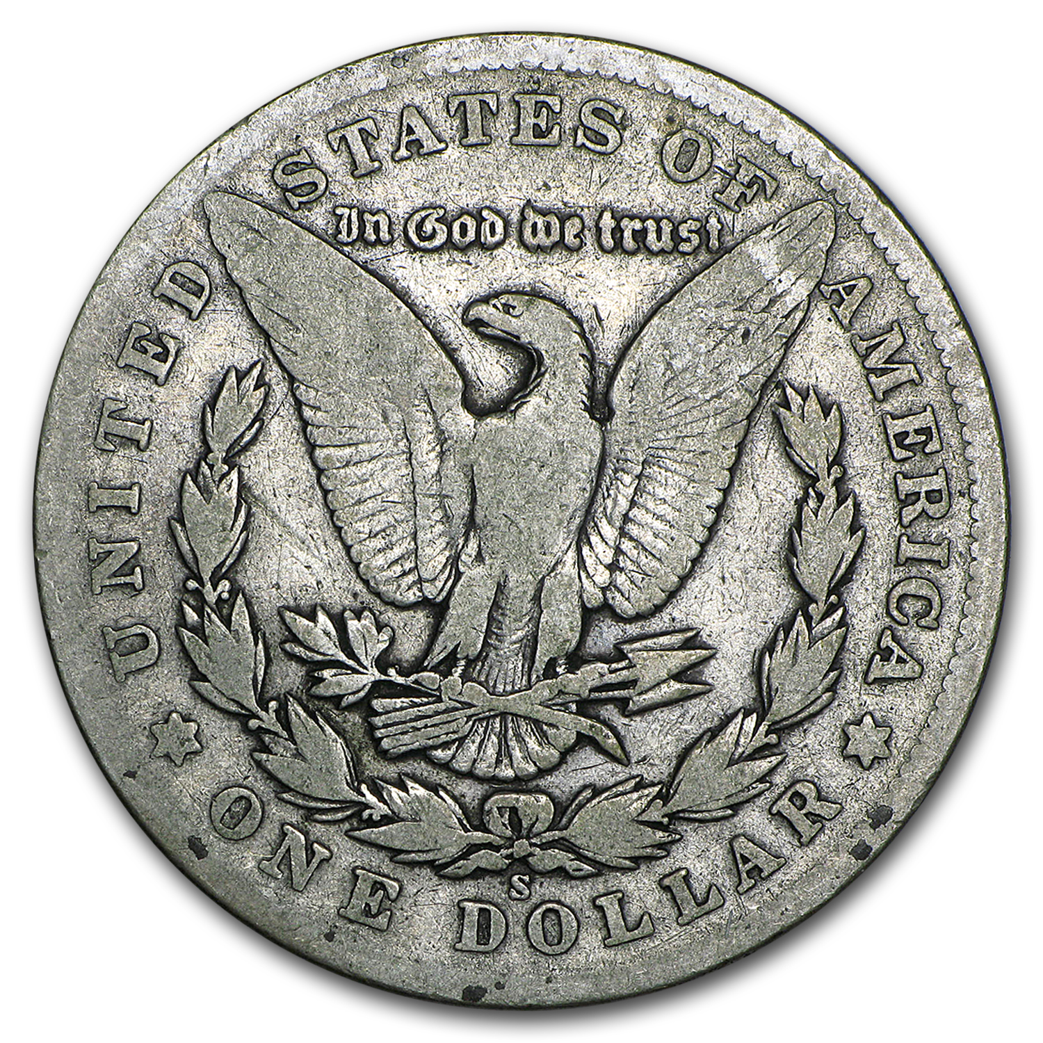 1902-S Morgan Dollar Good