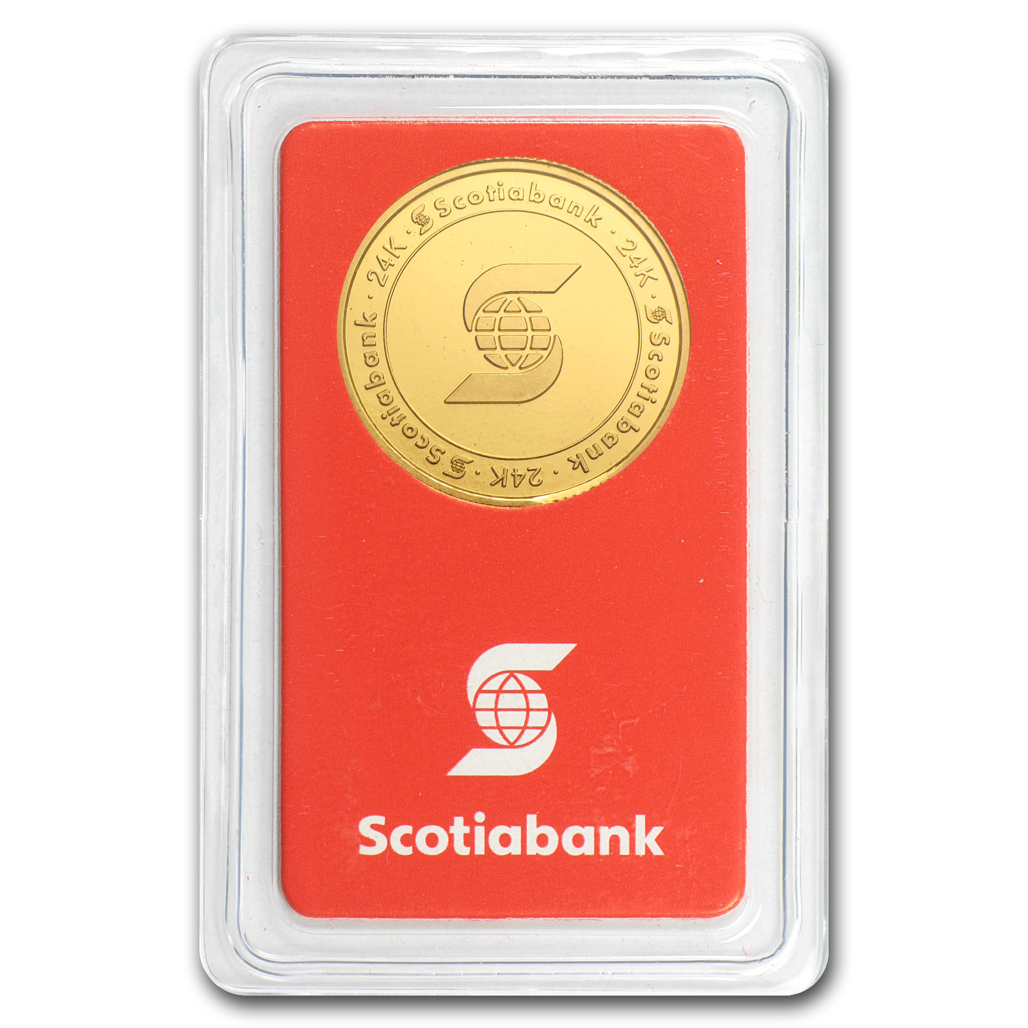 1/4 oz Gold Round - Scotiabank (In Assay)