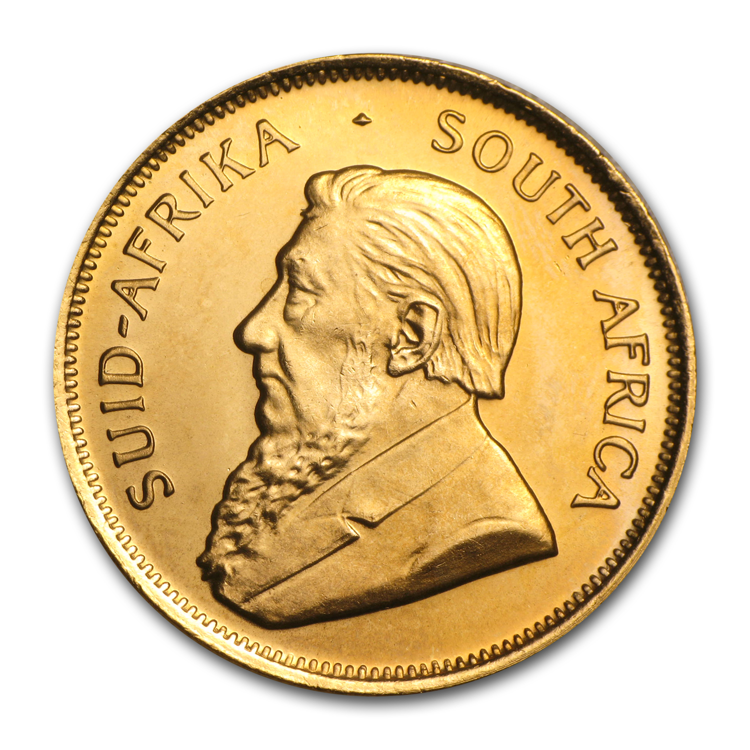 1/2 oz Gold South African Krugerrand (Better Dates)