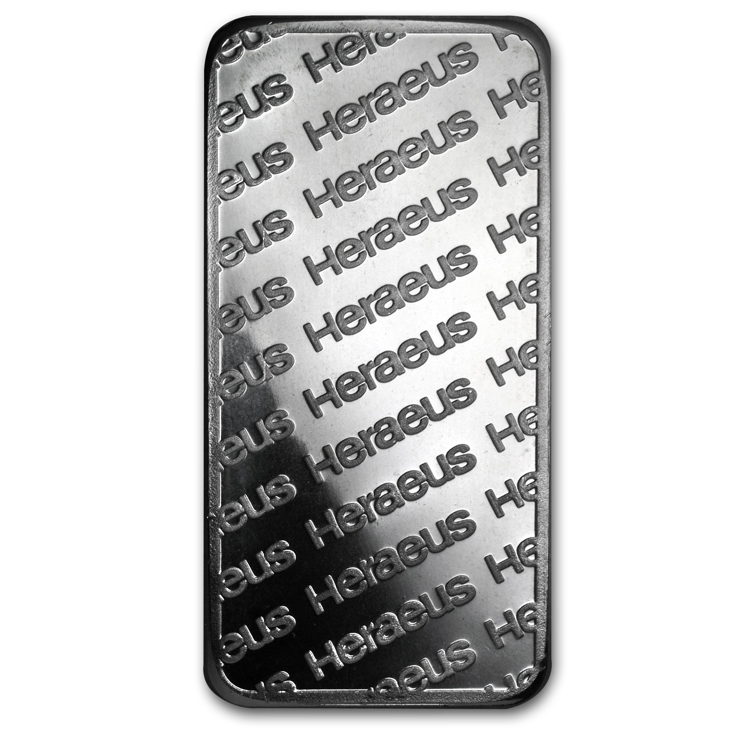 10 oz Silver Bars - Heraeus (Pressed)