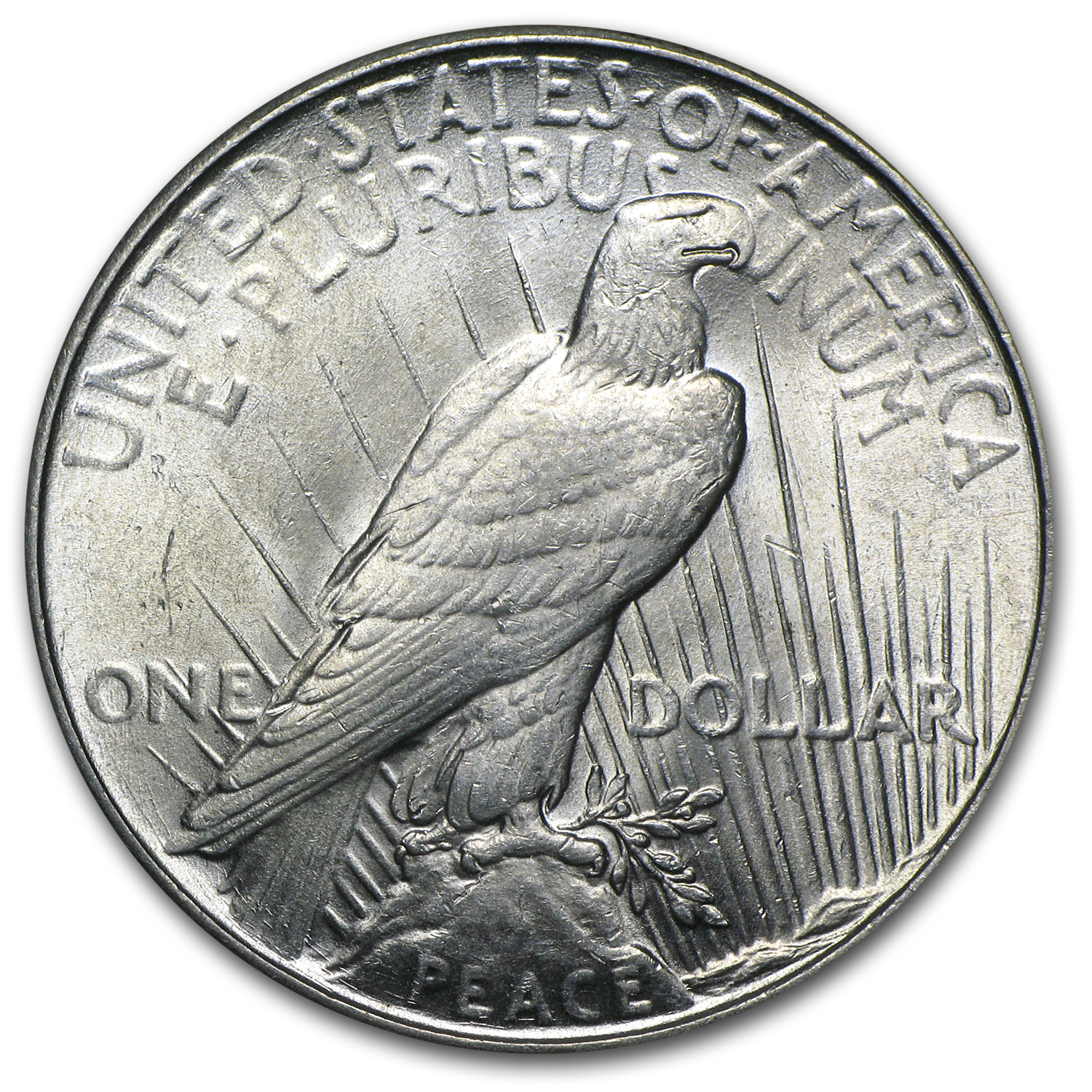 1935 Peace Dollar - Brilliant Uncirculated