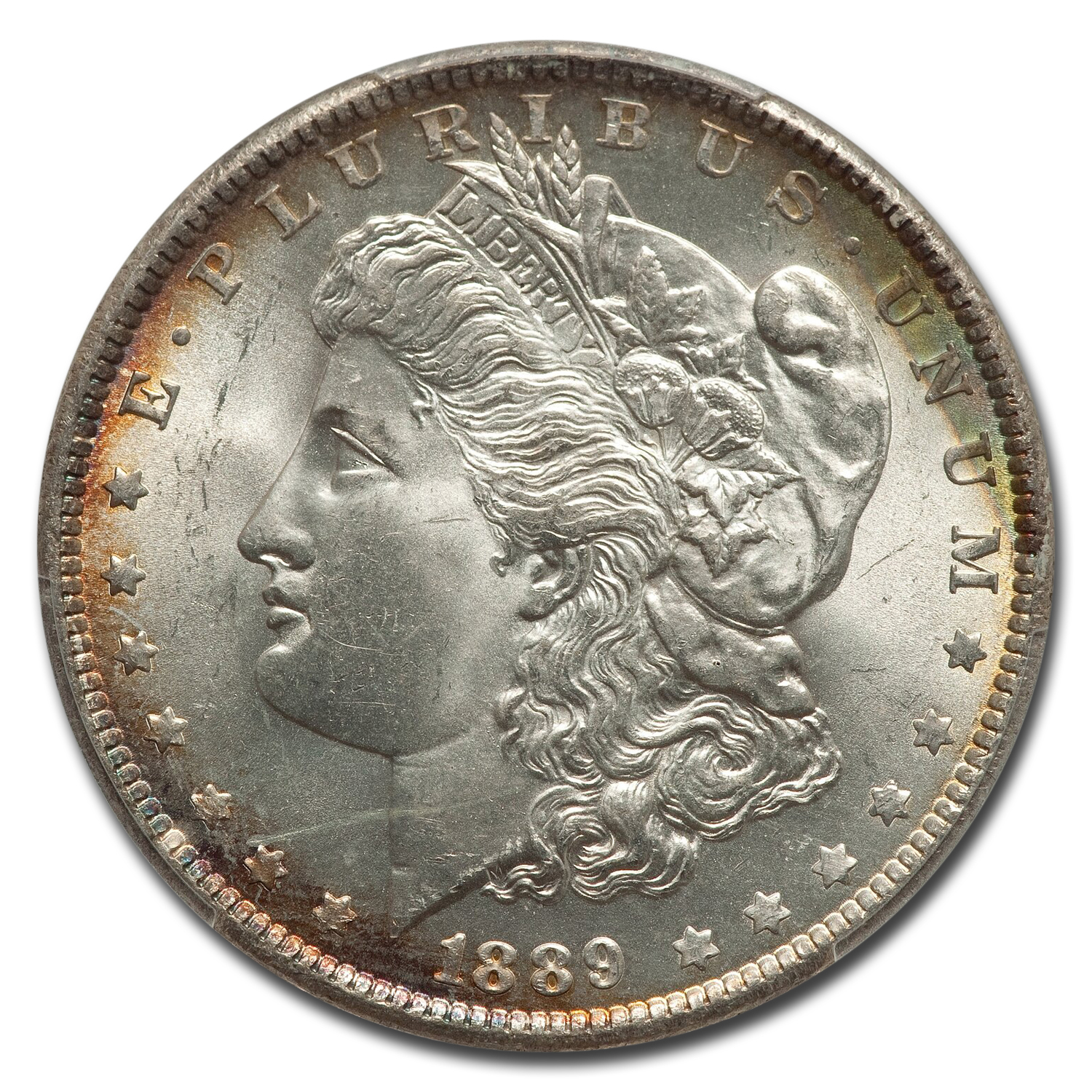 1889 Morgan Dollar MS-66 PCGS