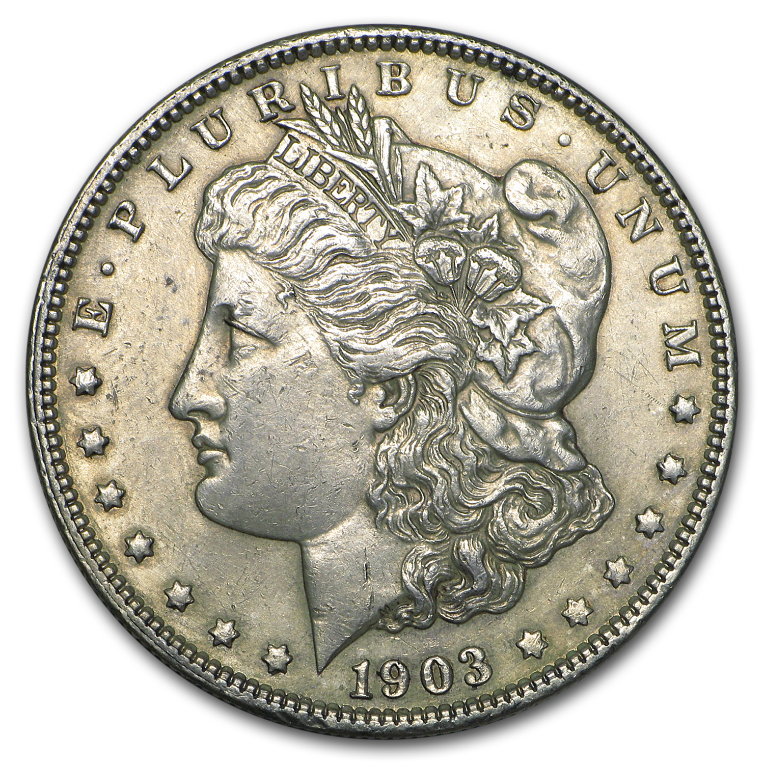 1903-O Morgan Dollar XF