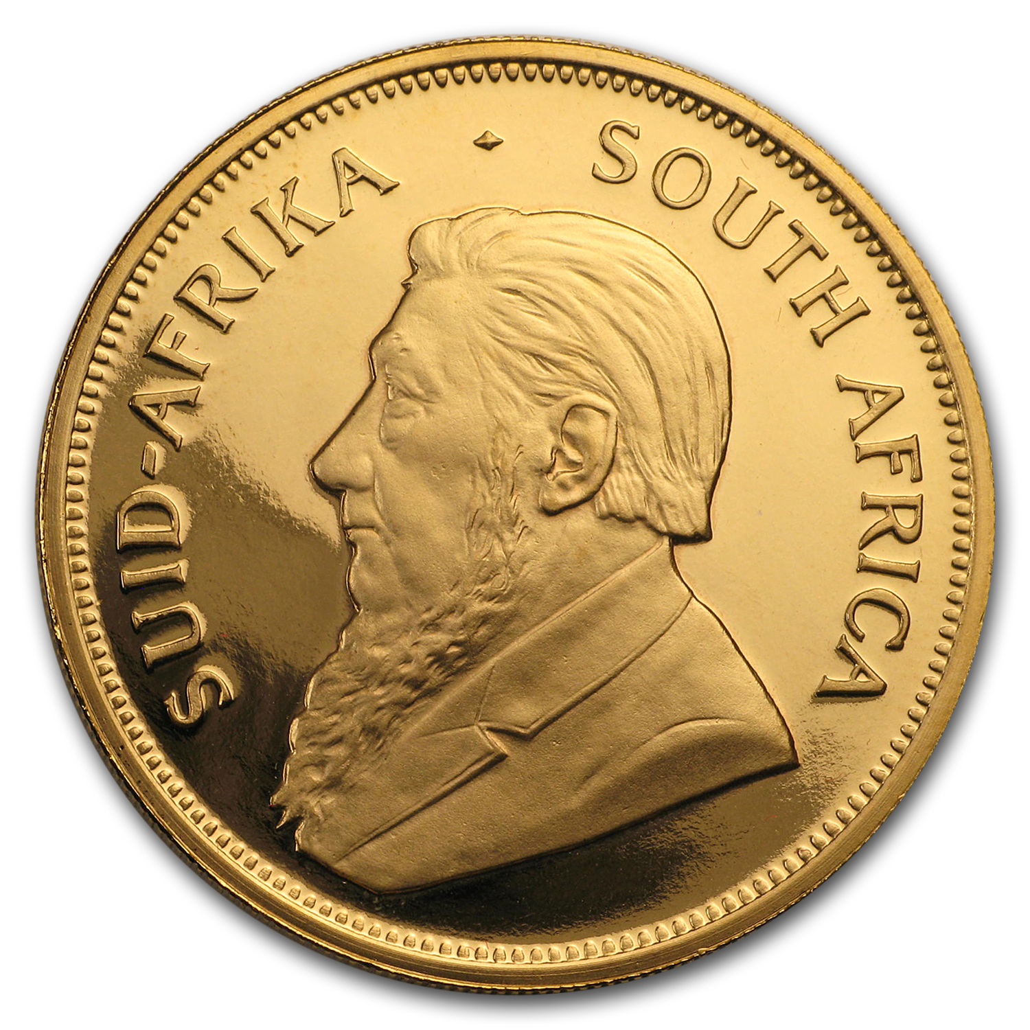 1987 1 oz Gold South African Krugerrand (Proof)
